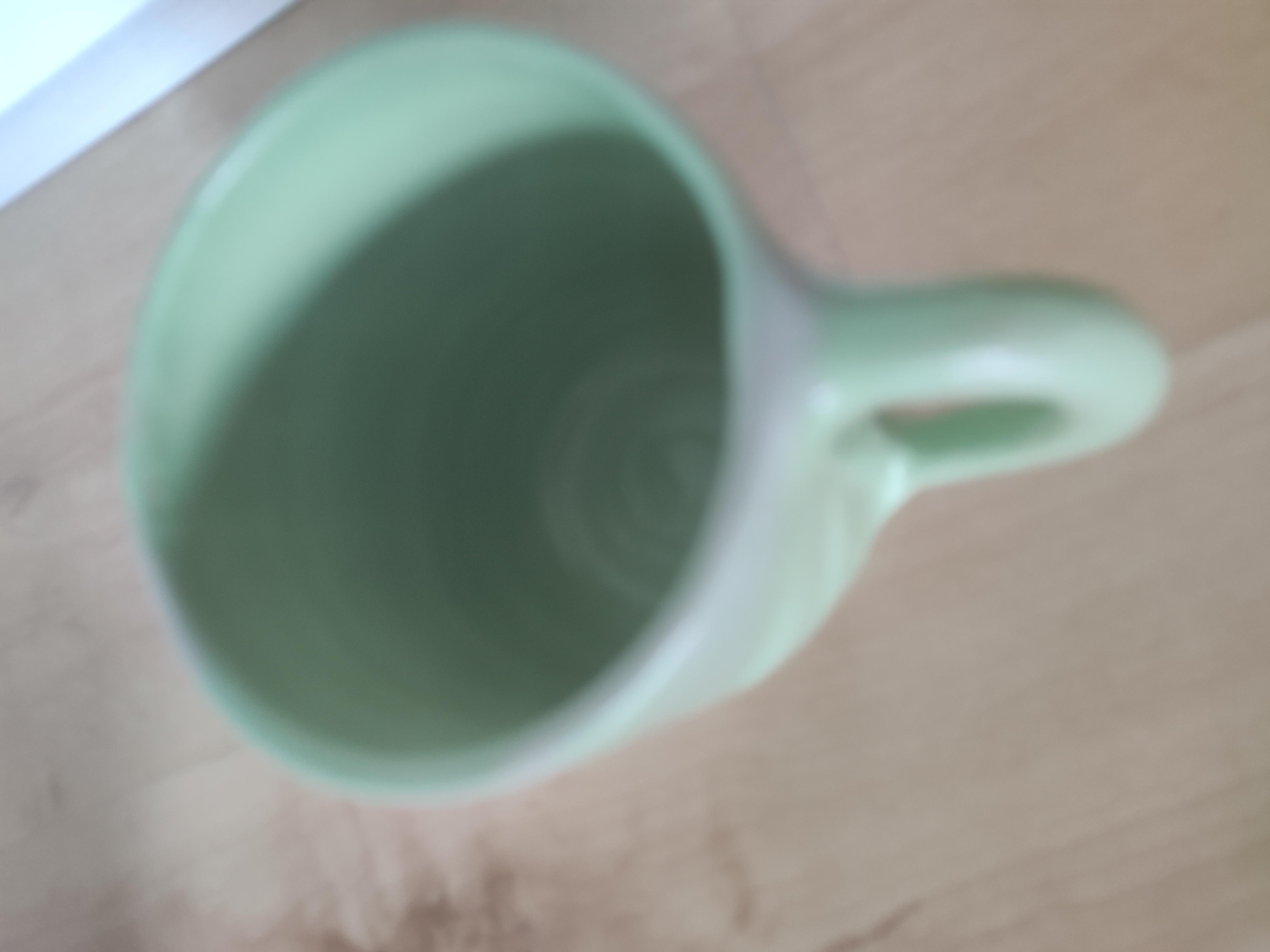 Tasse frühlingsgrün kostenlos