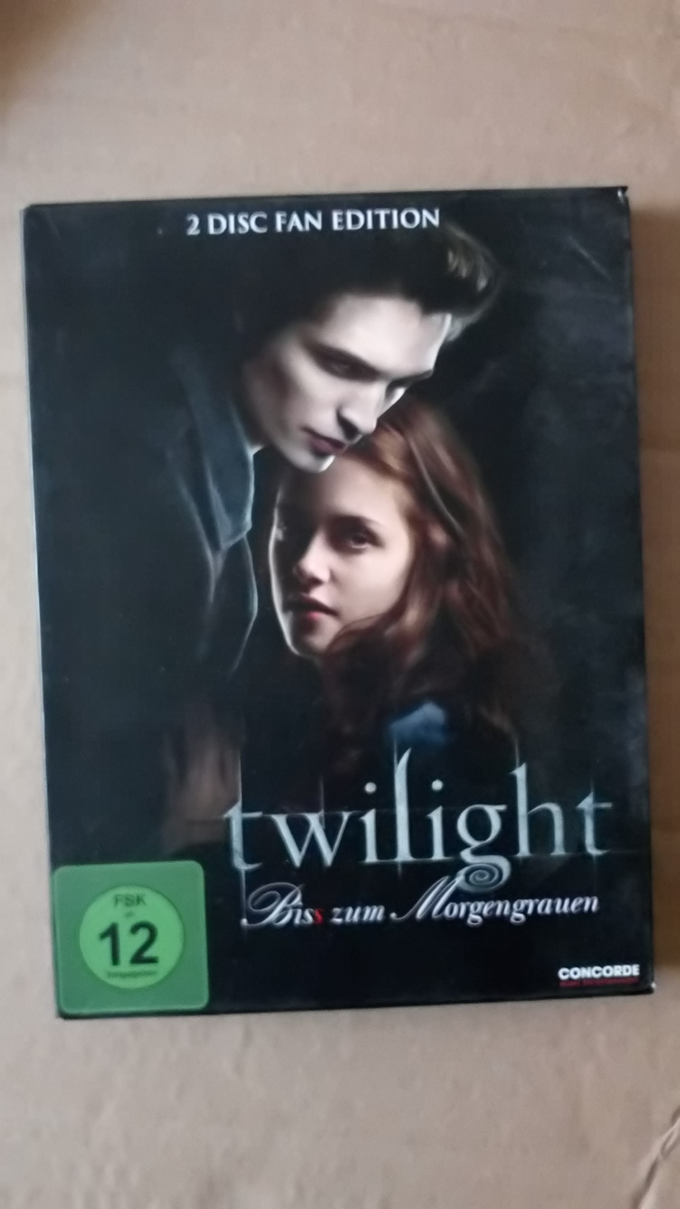 DVD Biss zum Morgengrauen tauschen