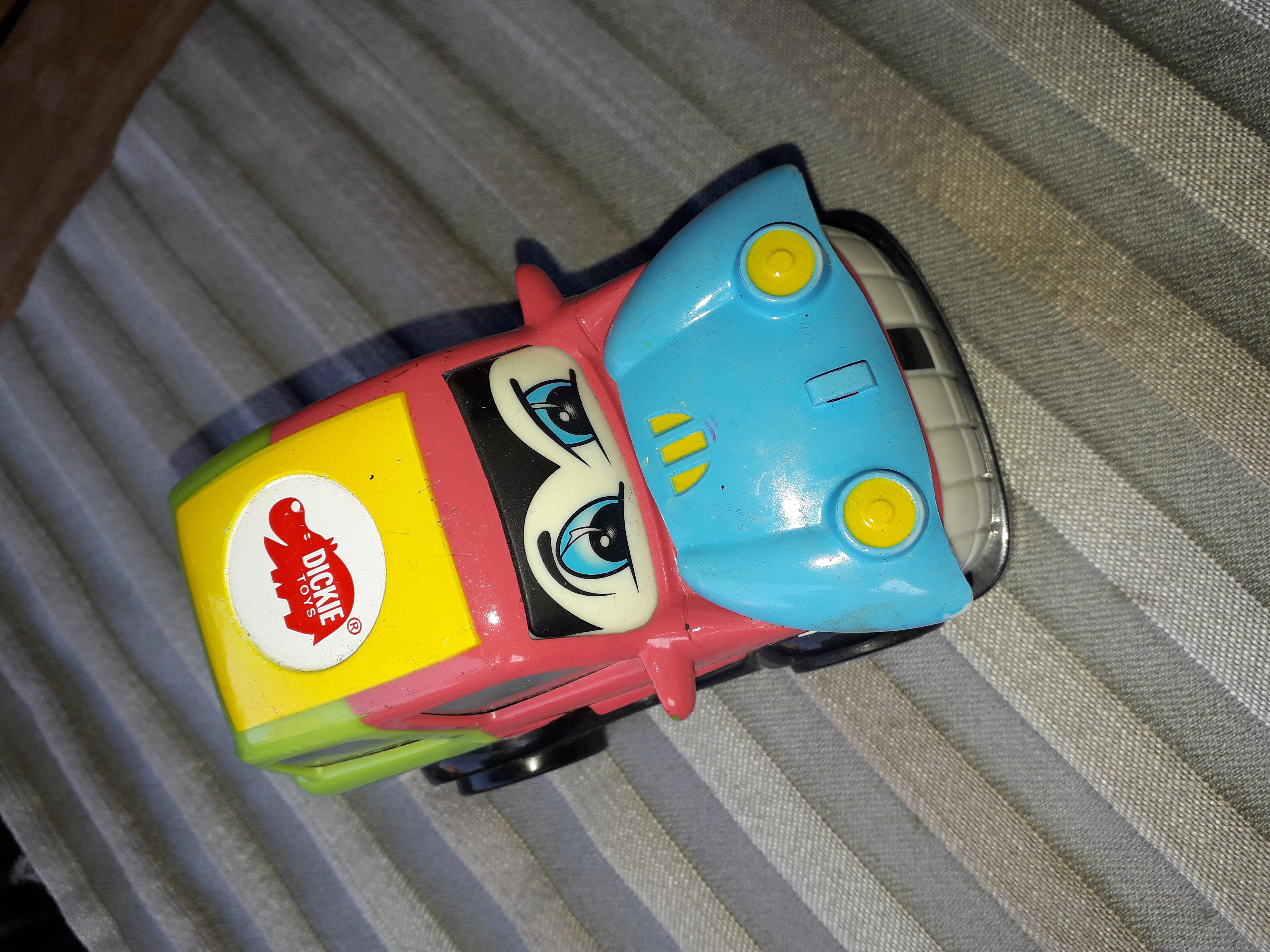 Auto Dickie incl Batterie tauschen
