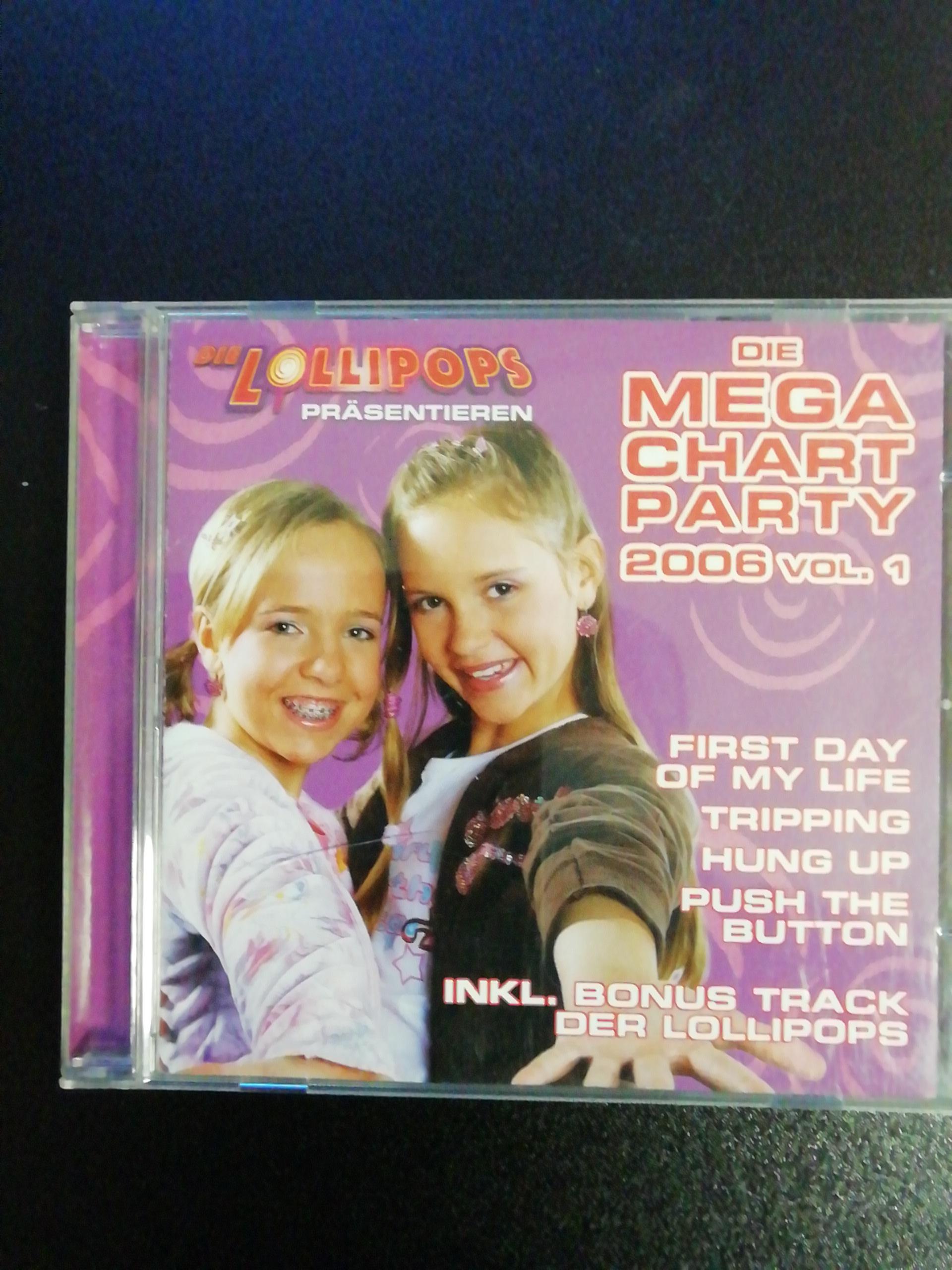 Mega Chart Party  tauschen