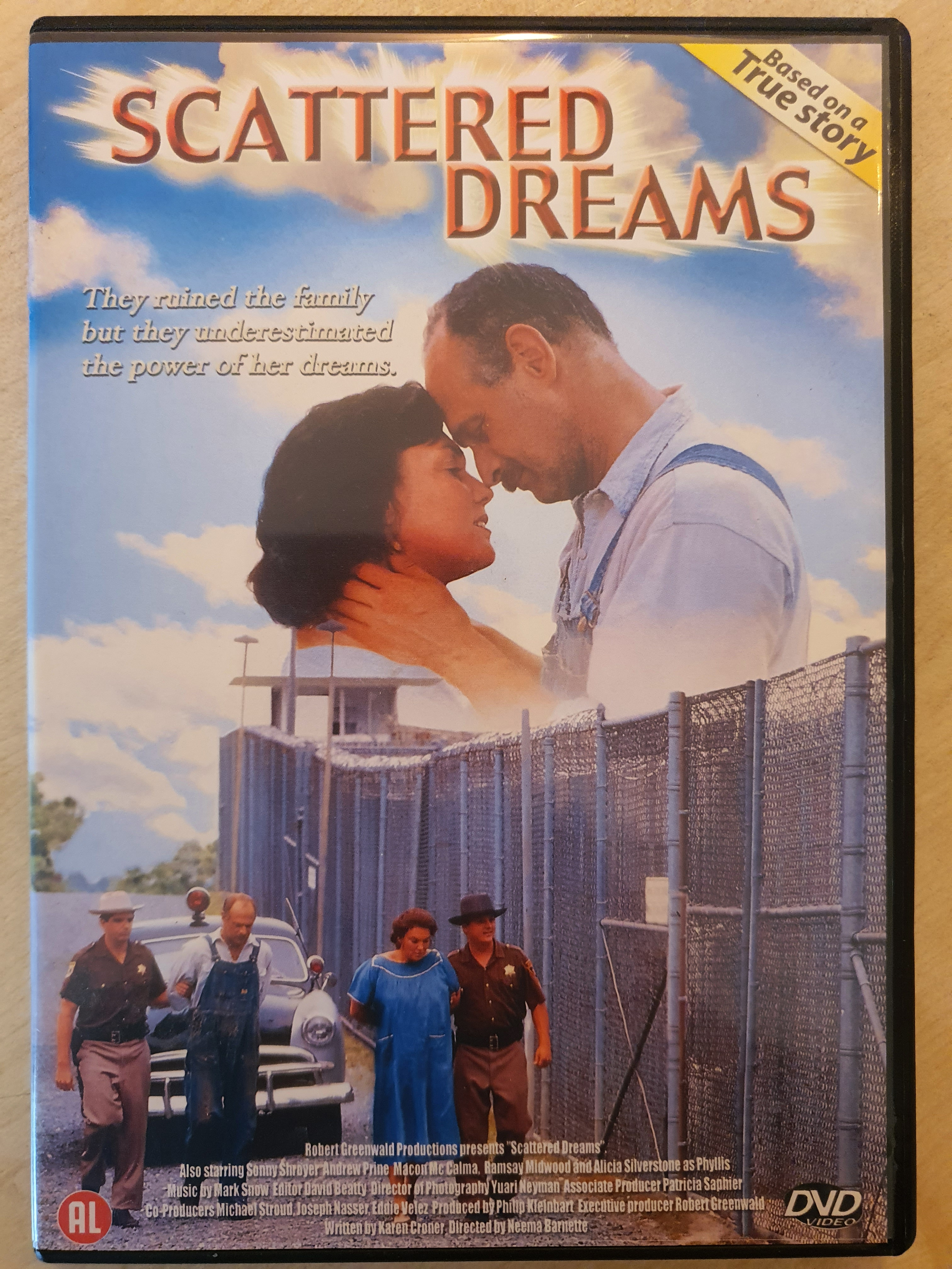 DVD Scattered Dreams kostenlos
