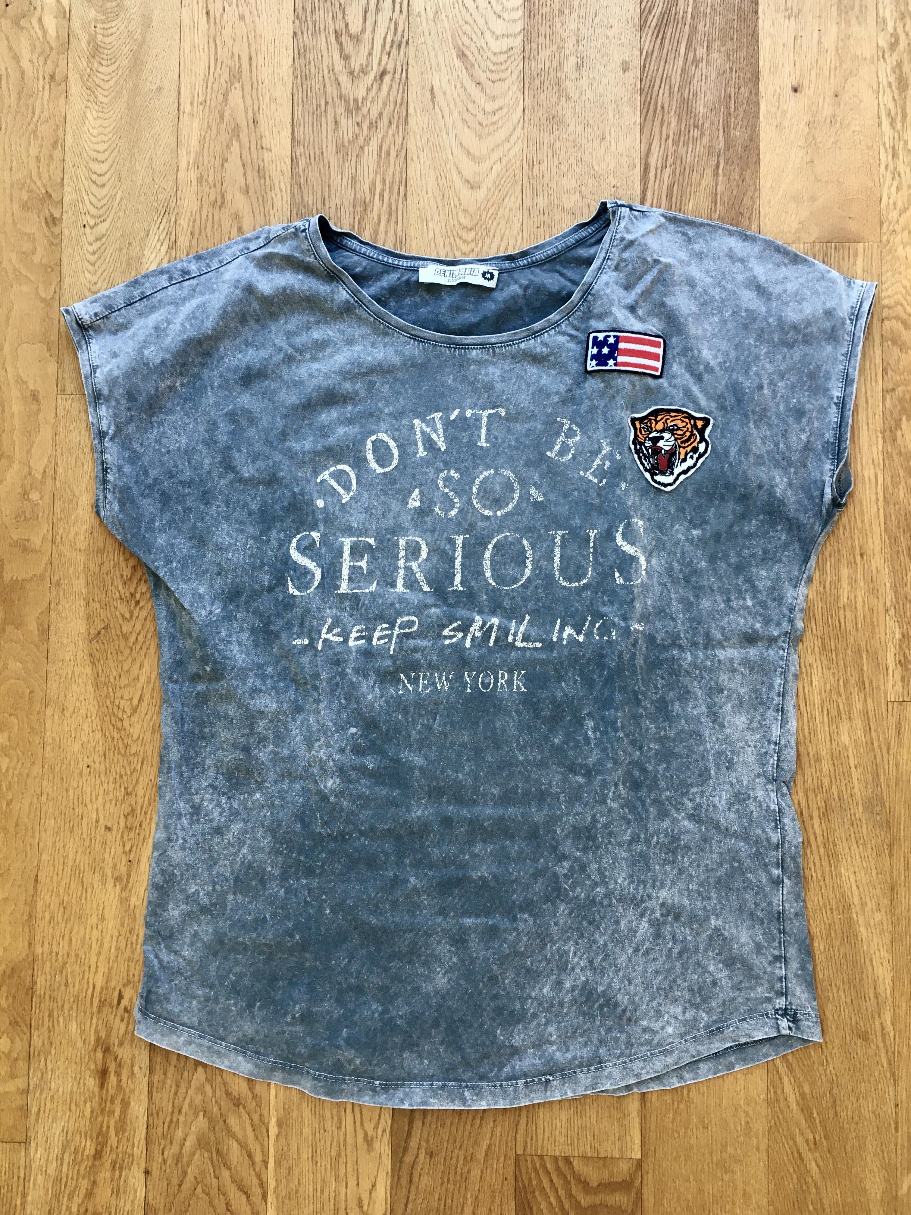 T-Shirt Gr. M tauschen