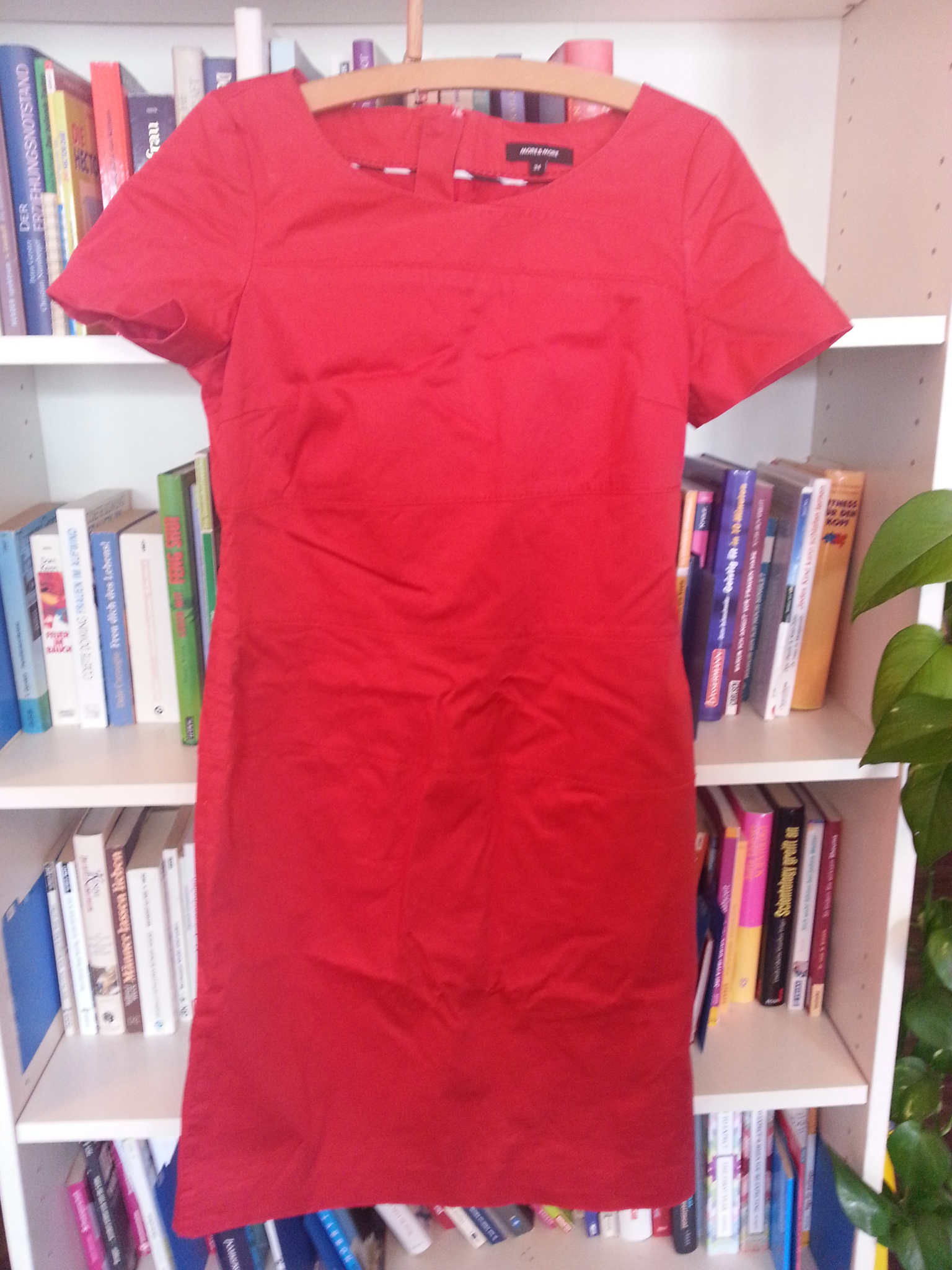 Kleid More&More Gr.34 rot kostenlos