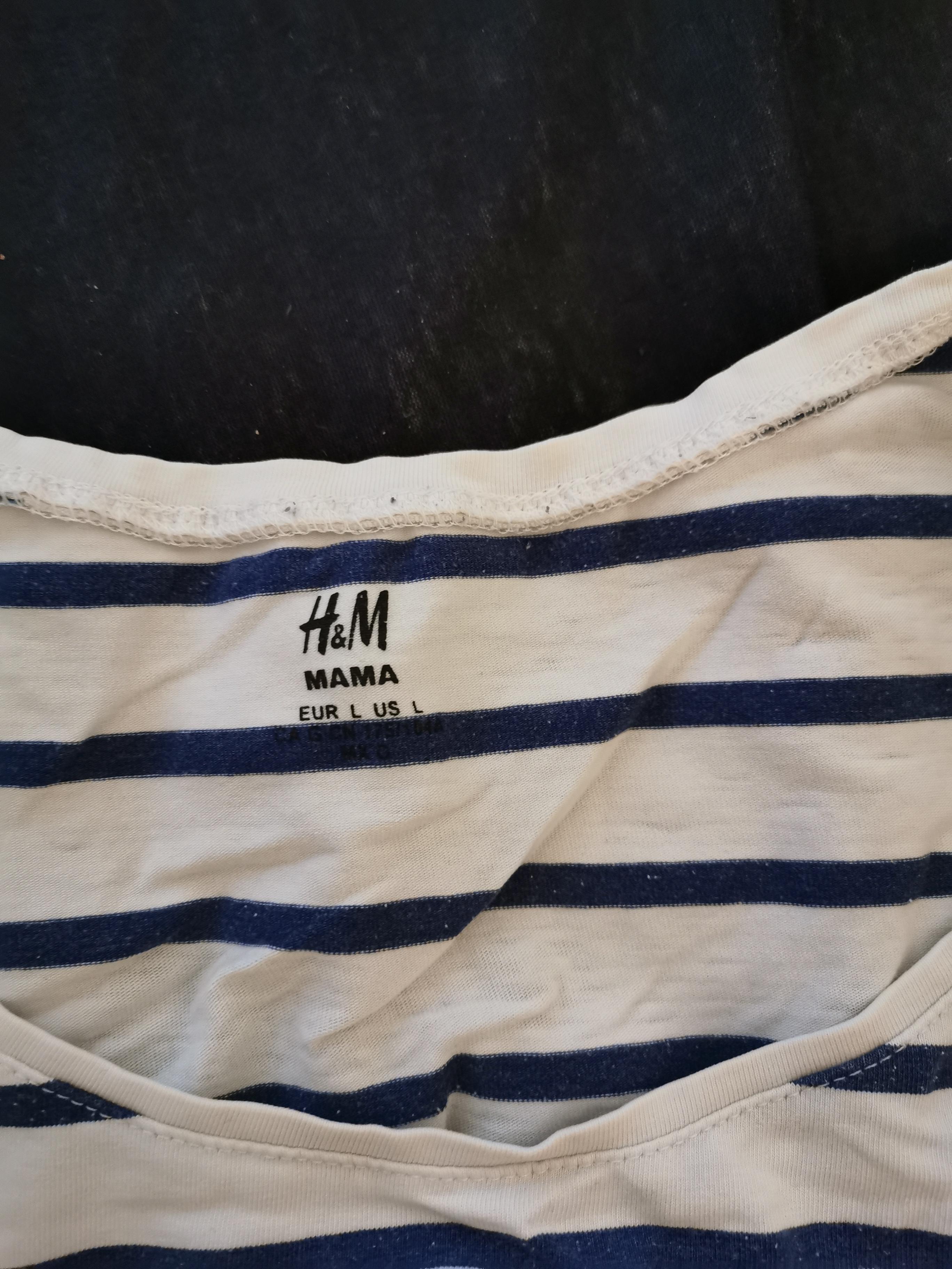 H&M Umstandsshirt Größe L kostenlos
