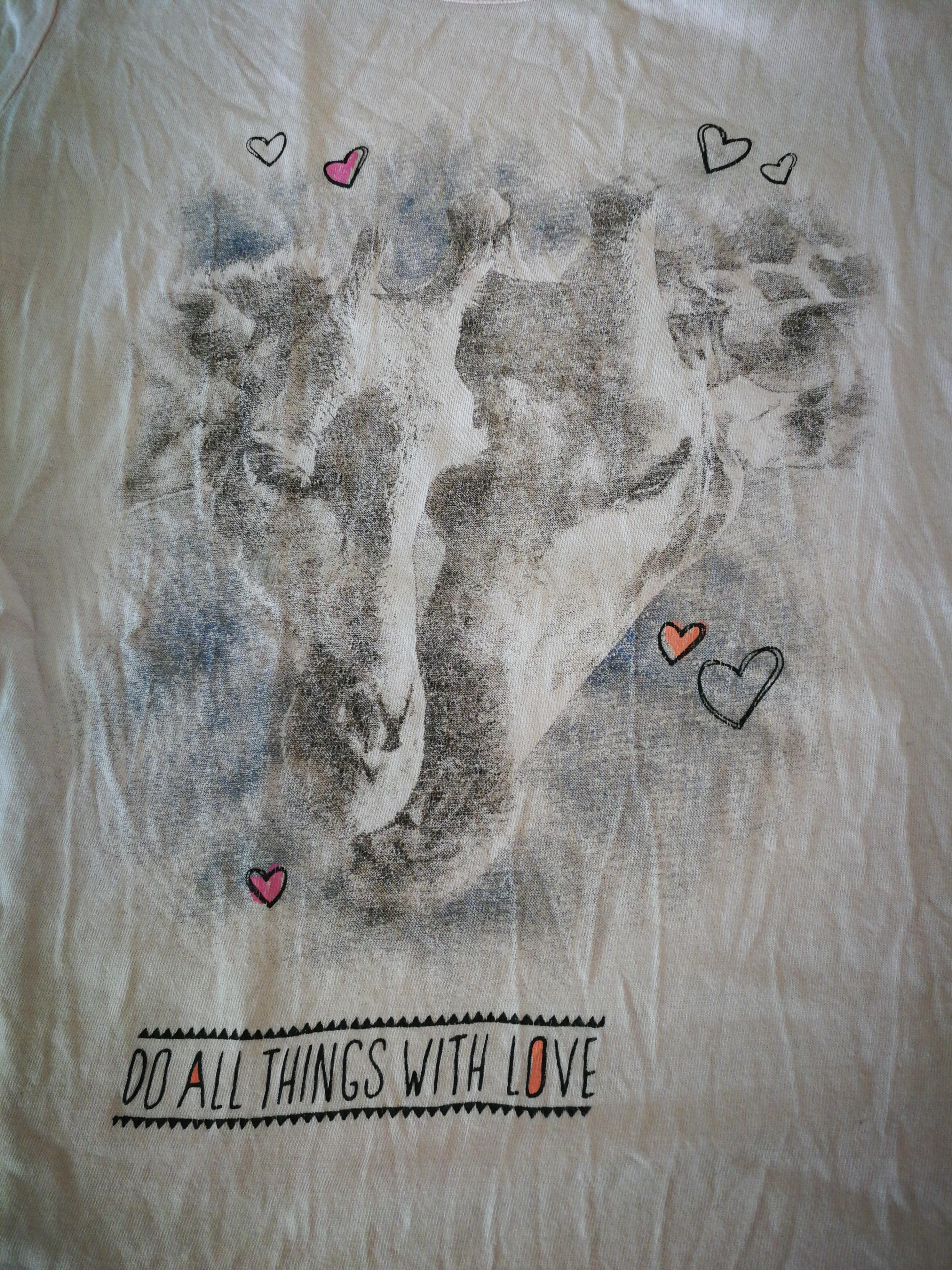 T Shirt Gr. 146/152 rosa kostenlos