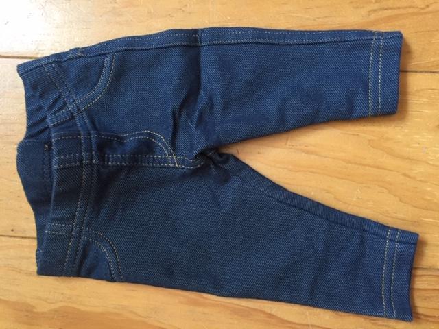Baby Stretch Jeans 62 tauschen