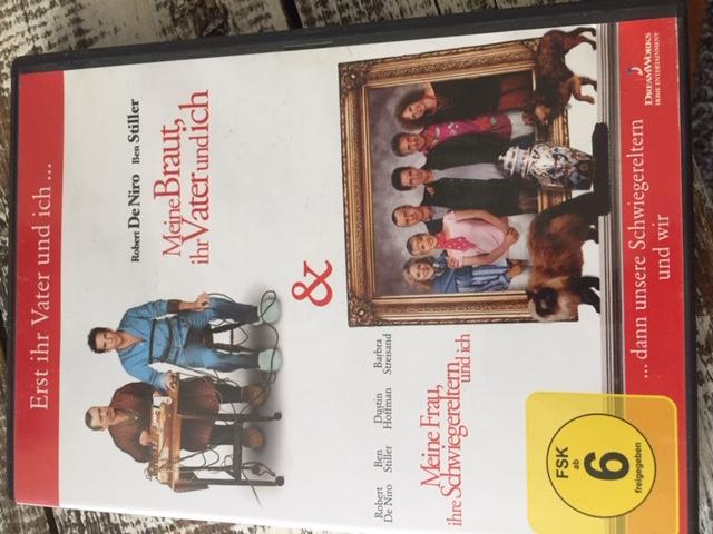 """Doppel DVD """"Meine Braut, ihr..."""" tauschen"""
