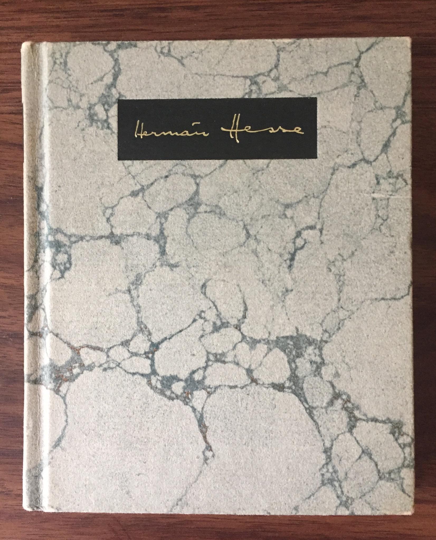 Herman Hesse Kl. Kalender tauschen