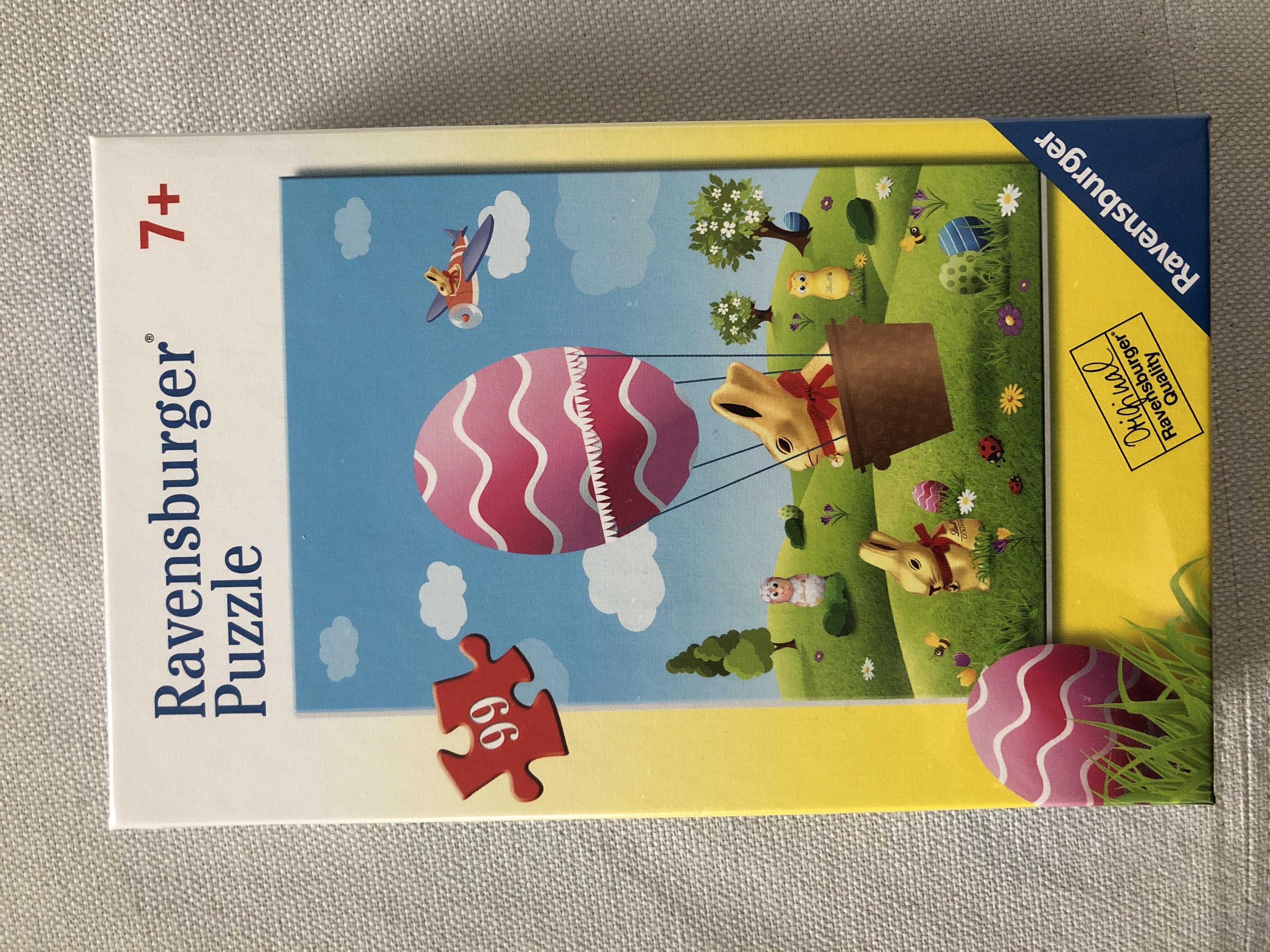 Puzzle neu&OVP Ostern 7+ tauschen
