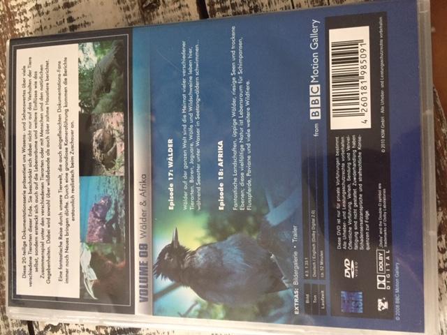 """DVD """"Ultimate Wildlife"""" Vol 9 kostenlos"""