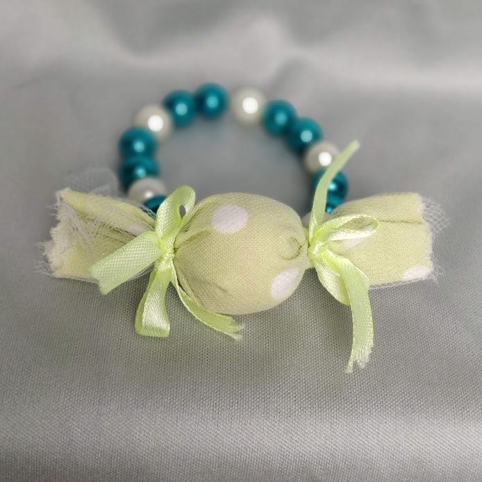 Bonbon Armbänder Grün tauschen