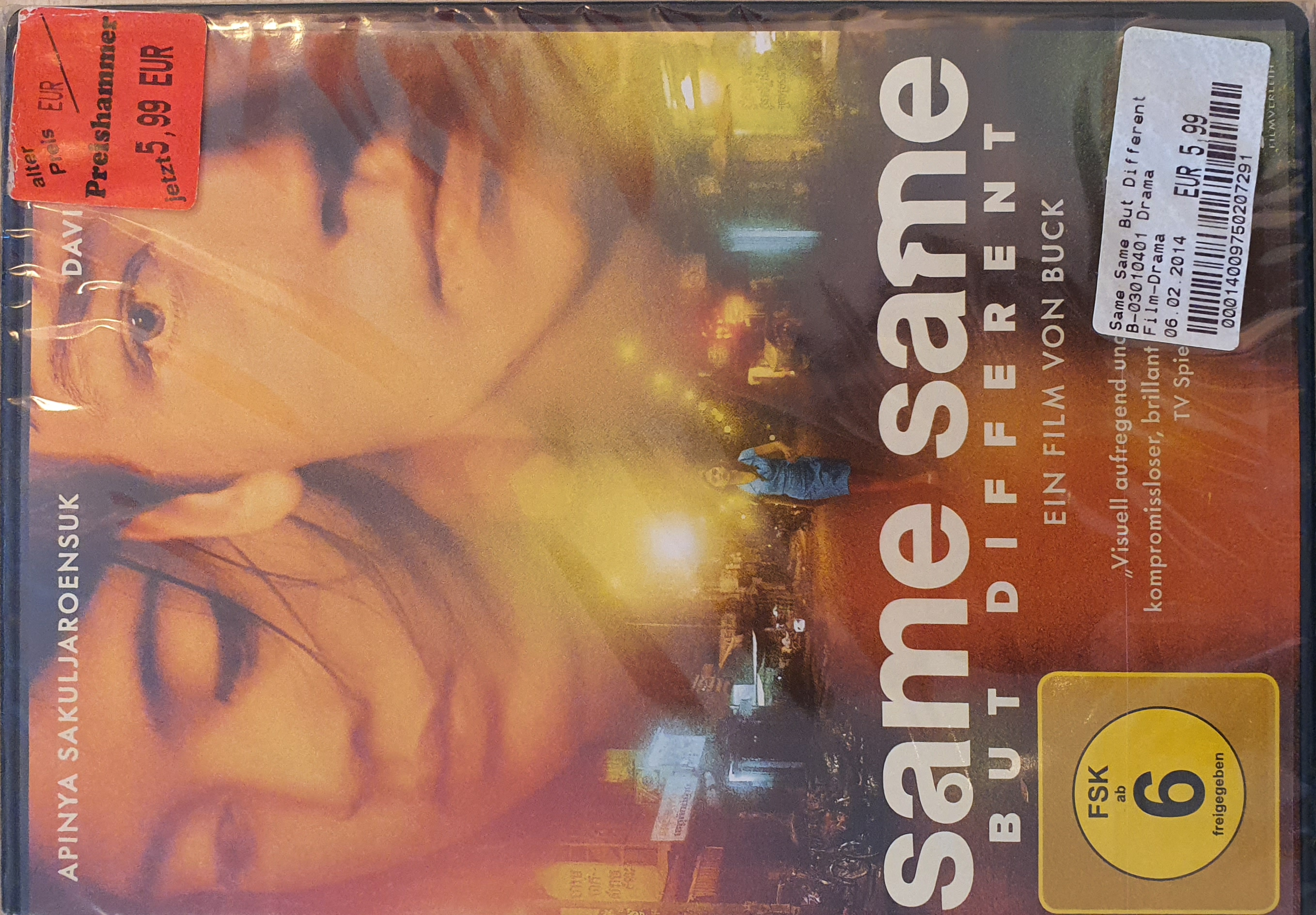 DVD same same but different - Film von Buck kostenlos