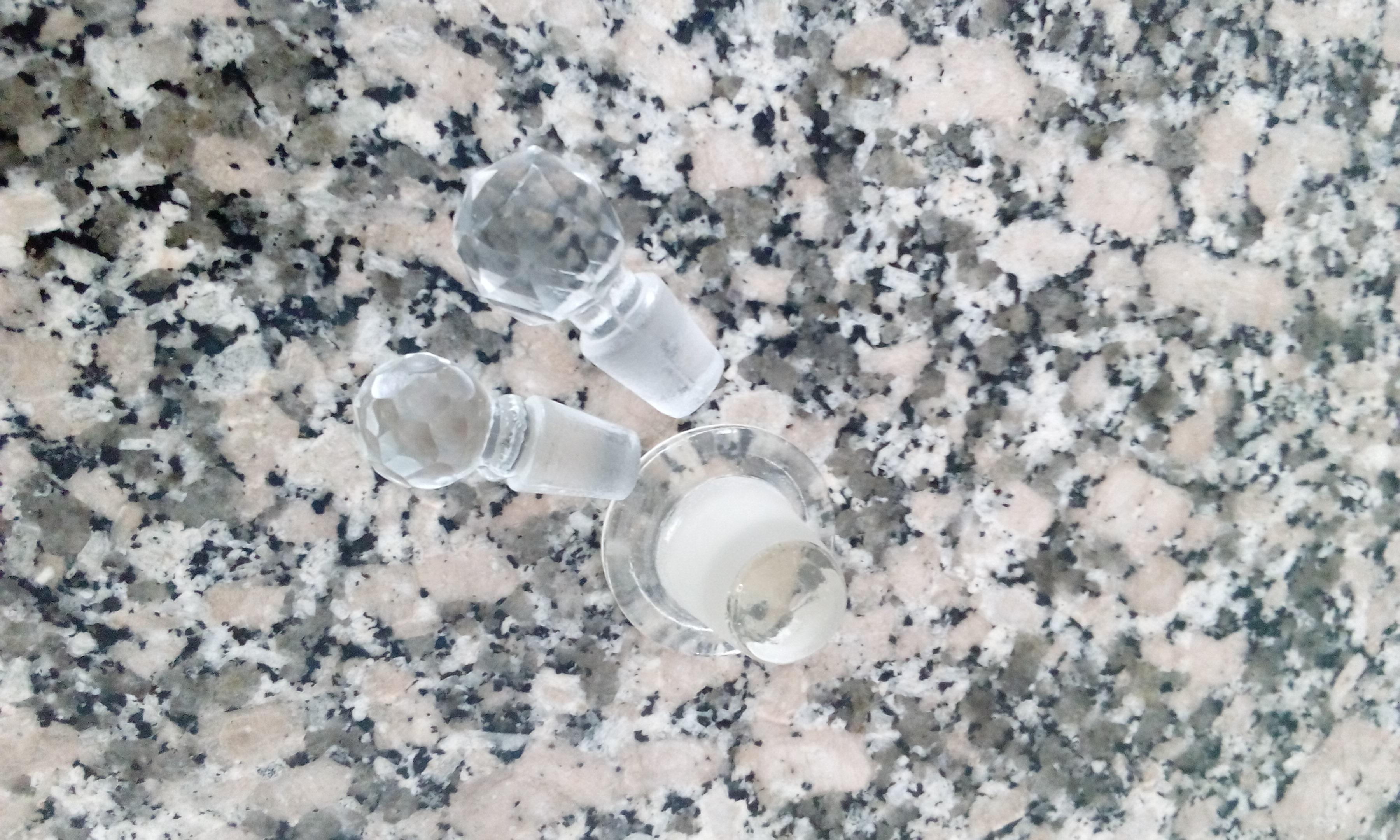 Glas Stöpsel tauschen