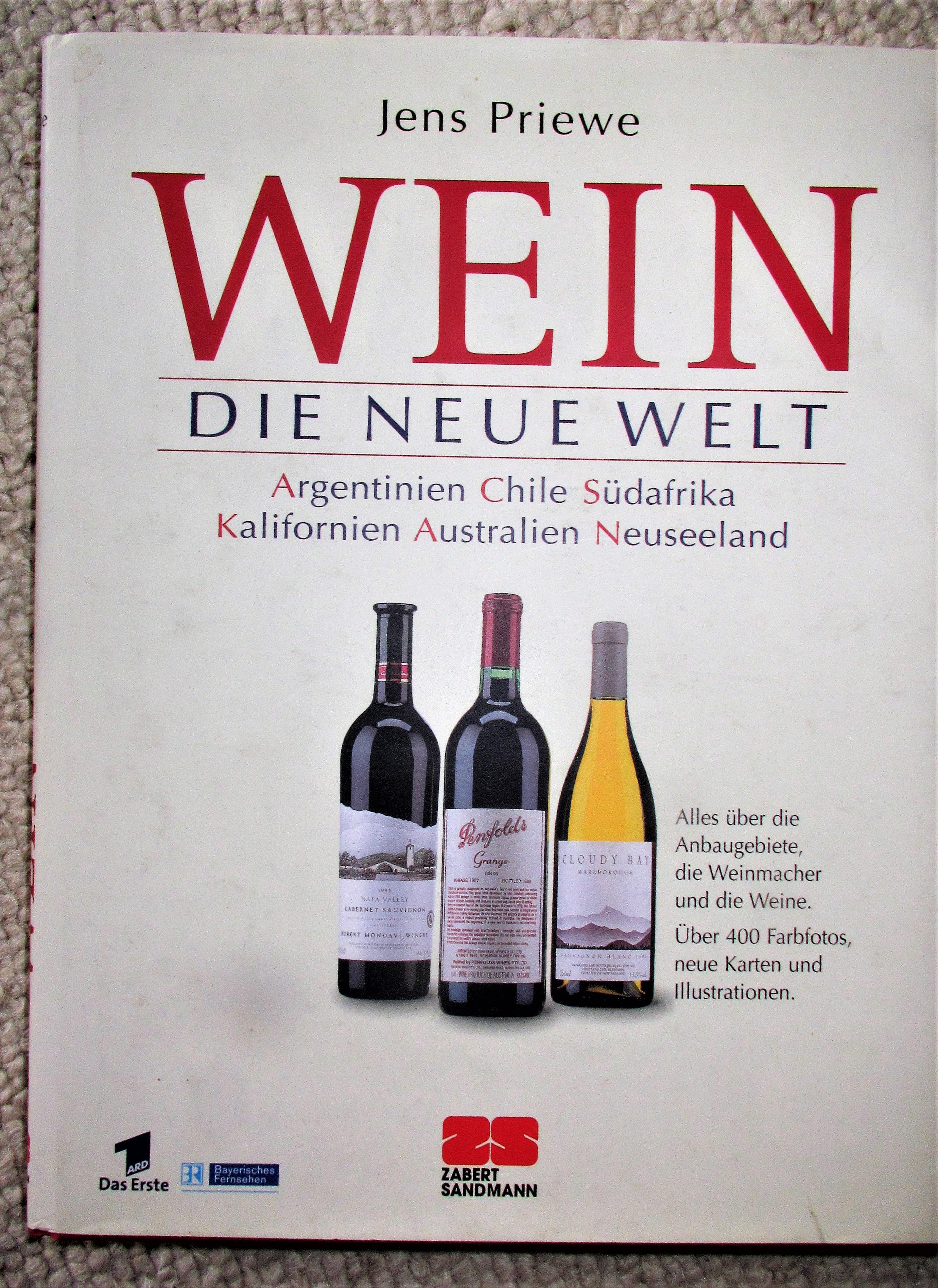 Wein - Die neue Welt tauschen