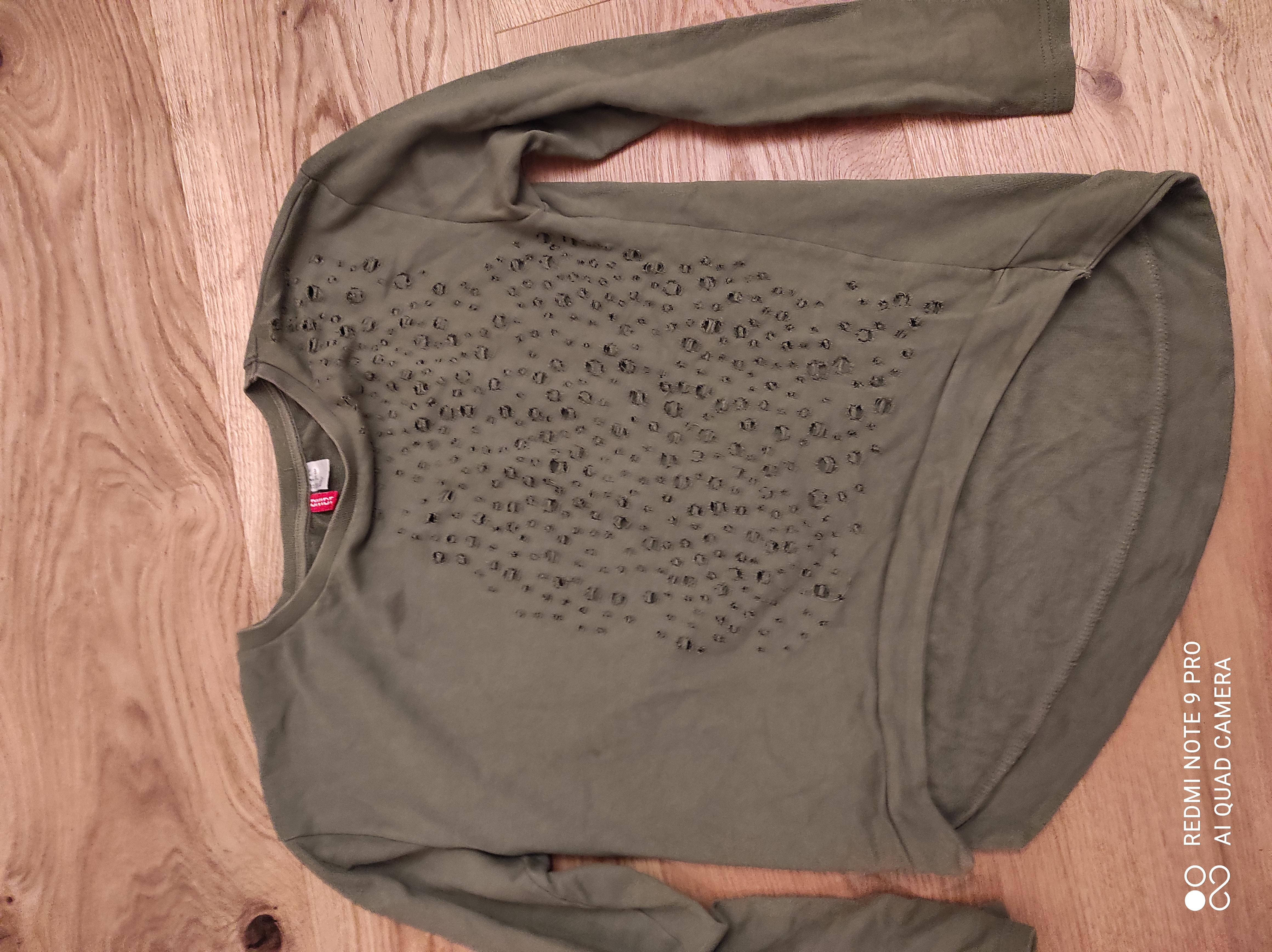 Sweatshirt S 6 tauschen