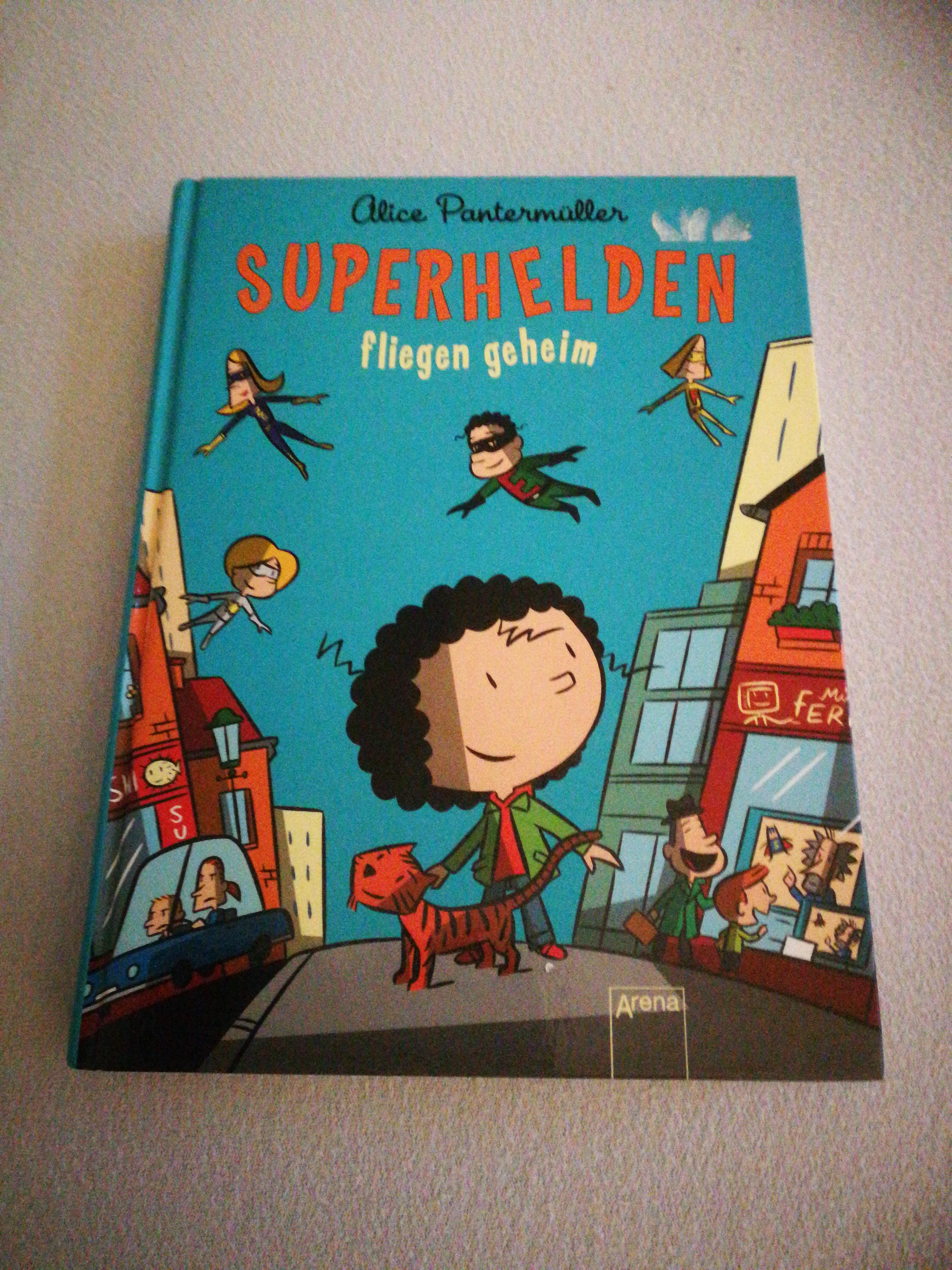Superhelden  tauschen