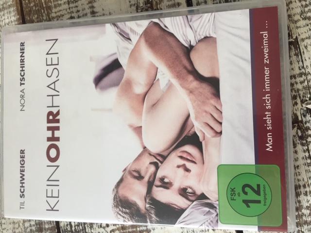 """DVD """"Keinohrhasen"""" tauschen"""