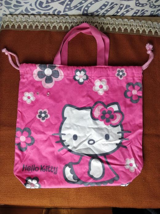 Hello Kitty Beutel tauschen