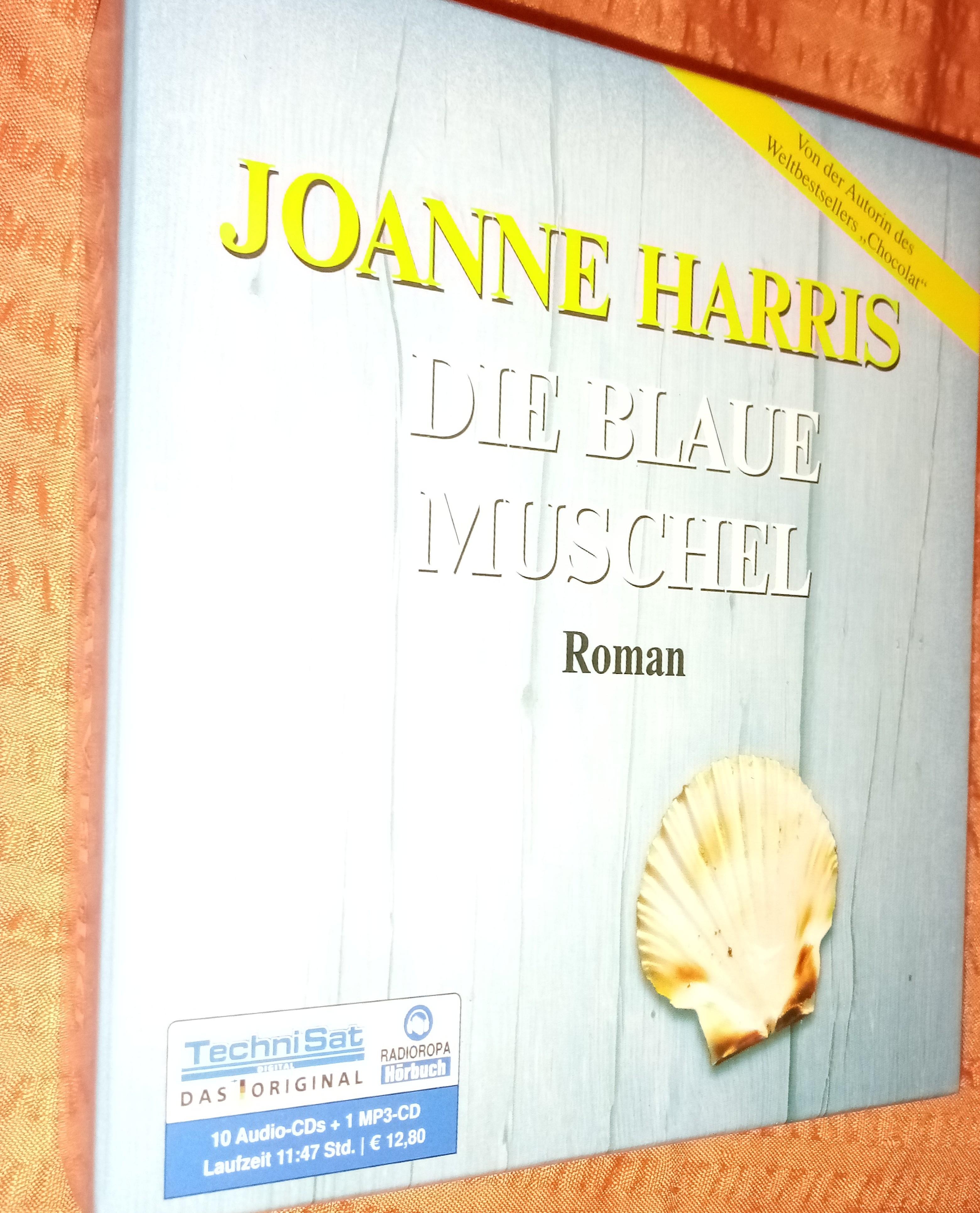 Die blaue Muschel v.JoanneHarris tauschen