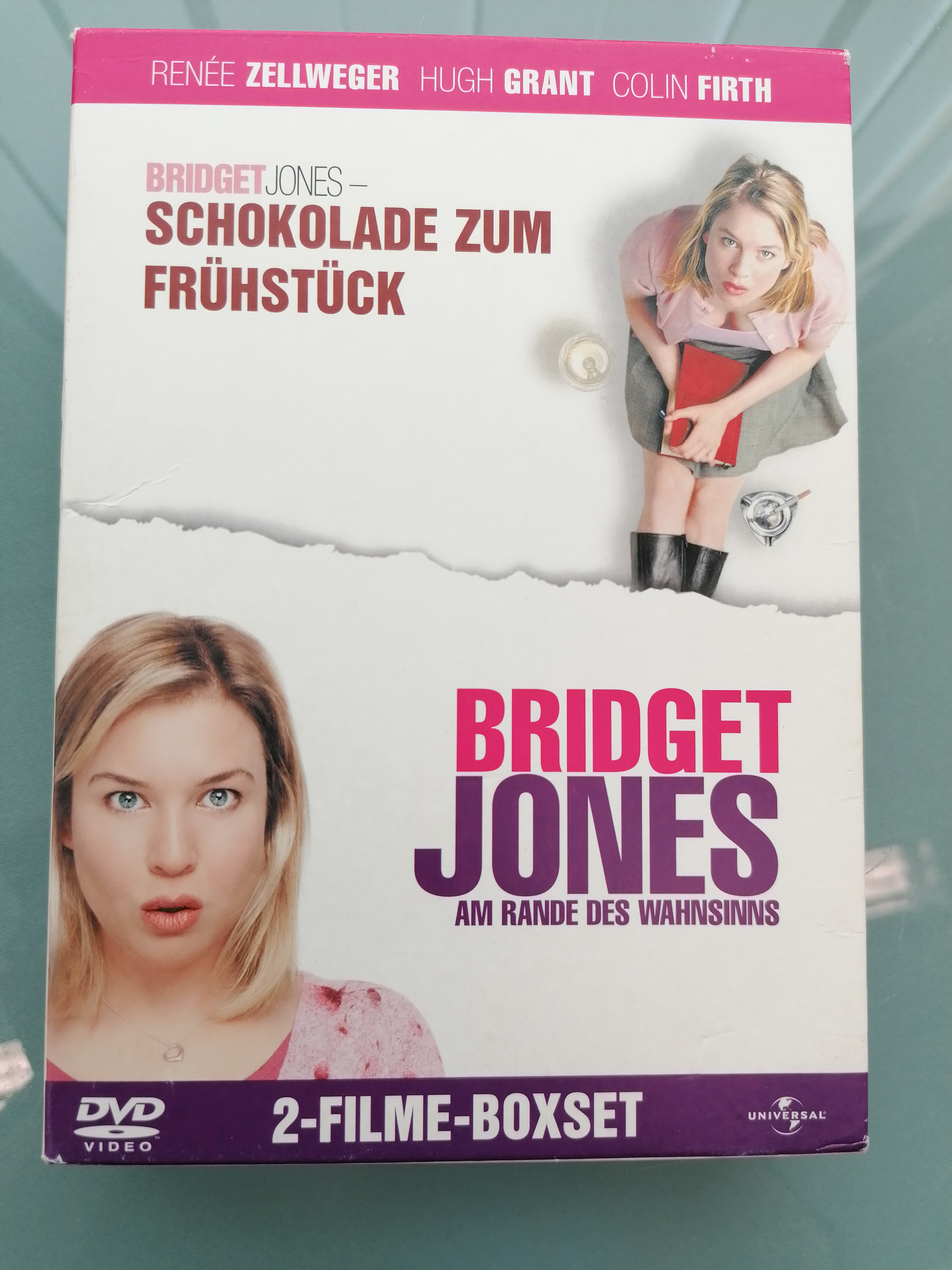 Filmbox Bridget Jones tauschen