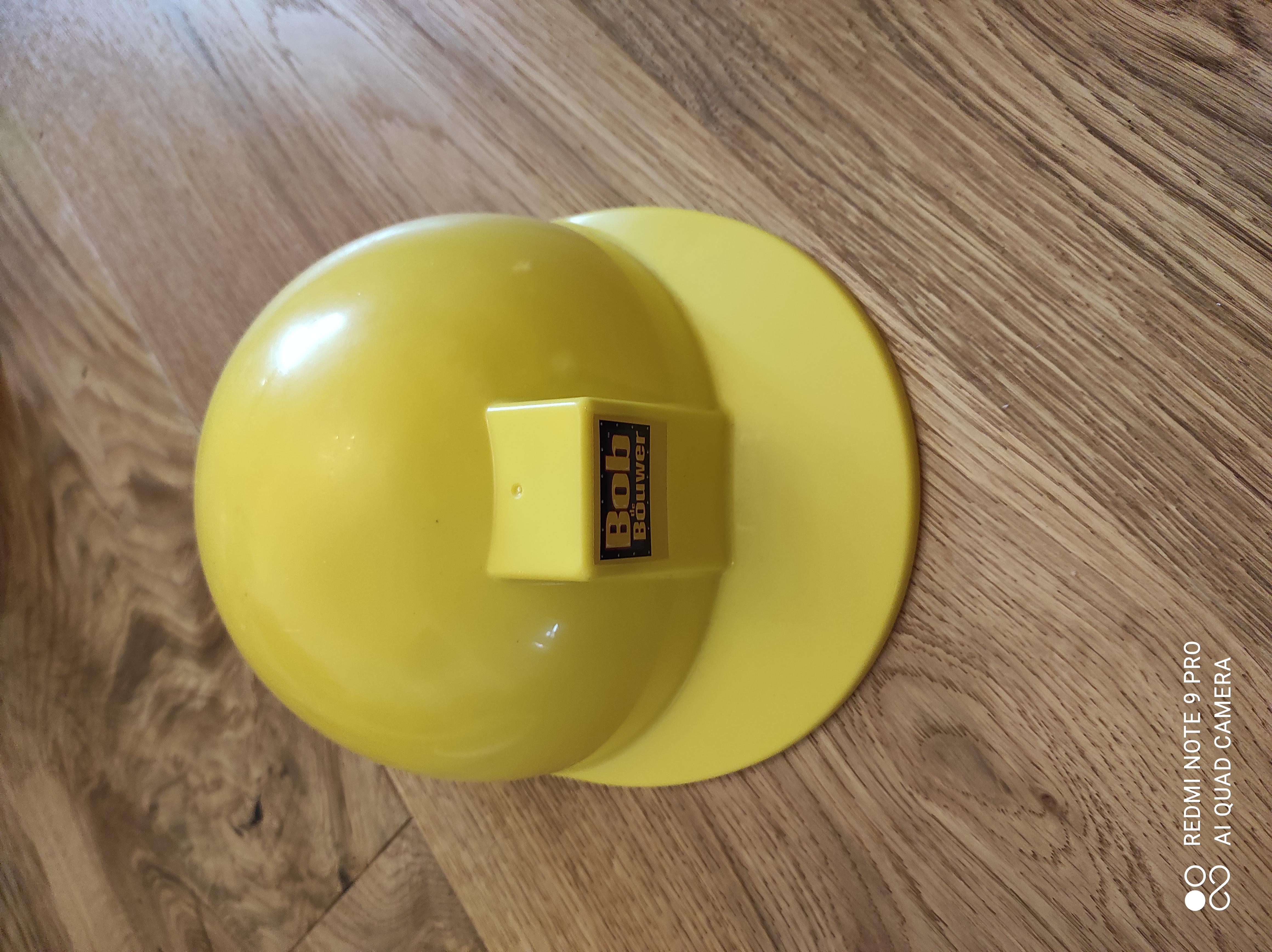 Bob der Baumeister Helm tauschen