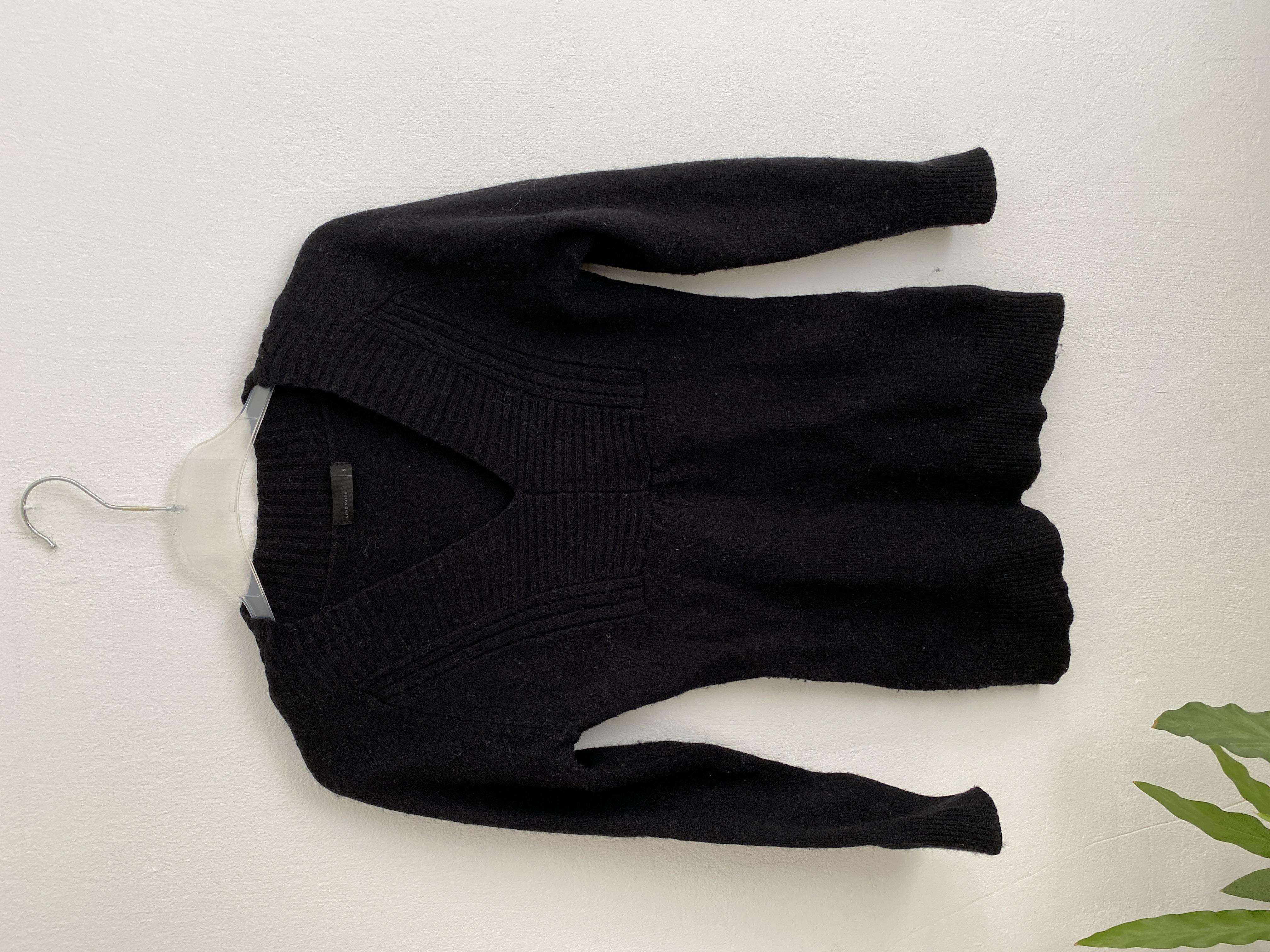 Pullover schwarz 36  tauschen