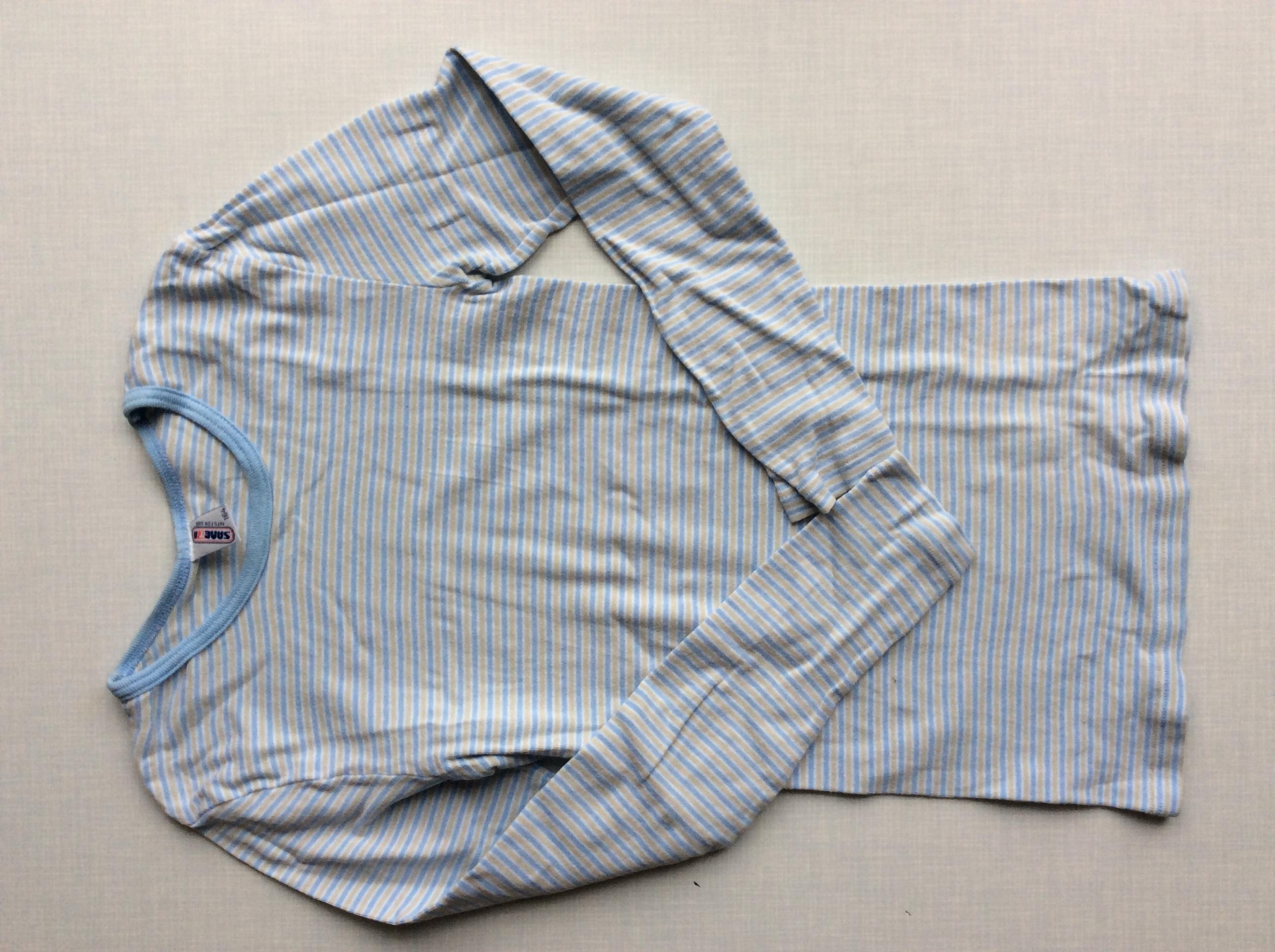 Unterhemd, langärmlig, Gr 164,  tauschen