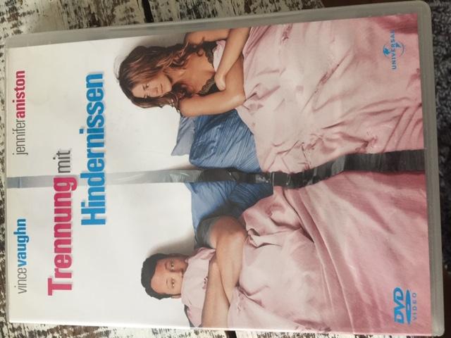 """DVD """"Trennung mit Hindernissen"""" tauschen"""