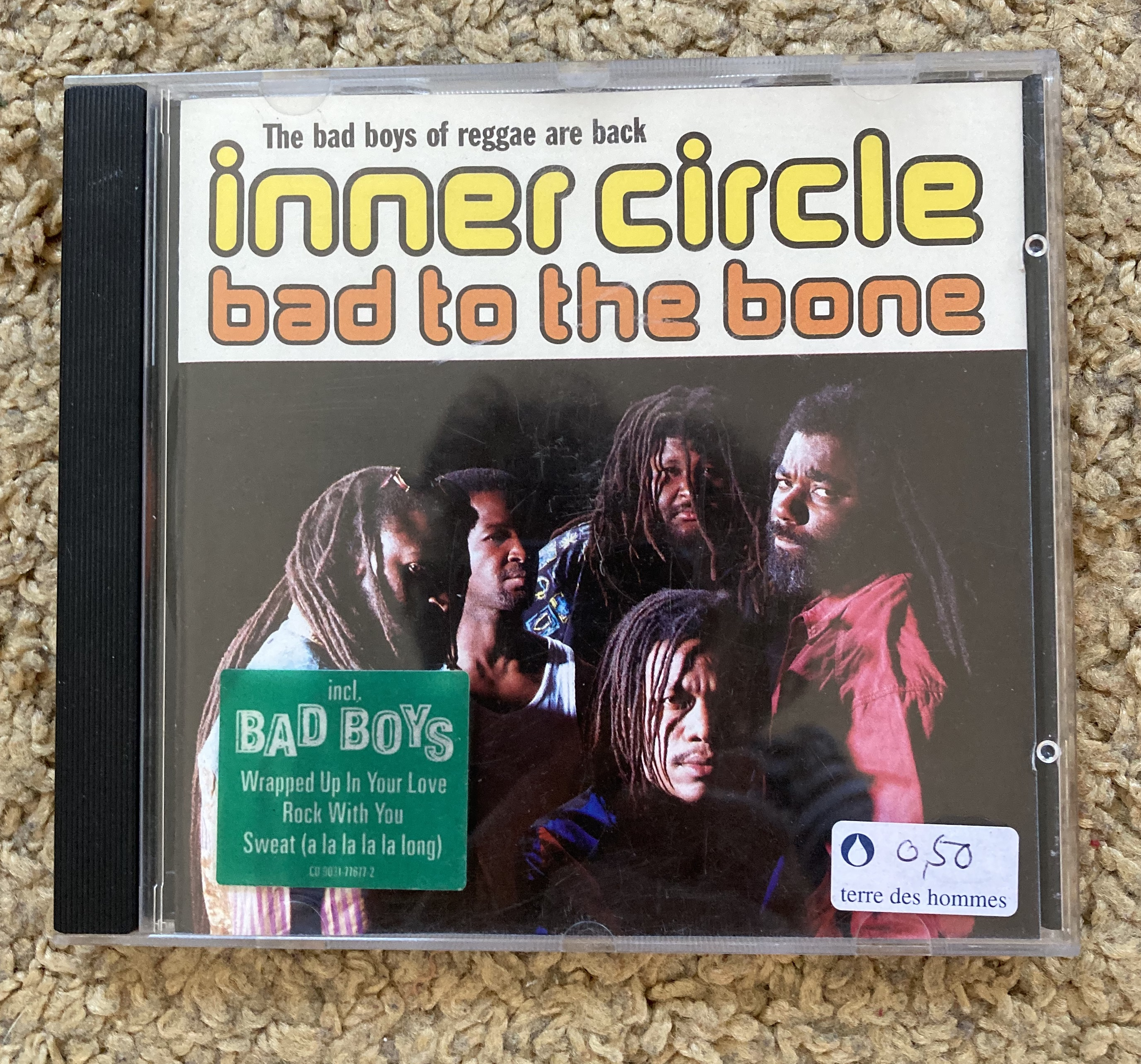 CD Inner Circle - Bad to the Bone kostenlos