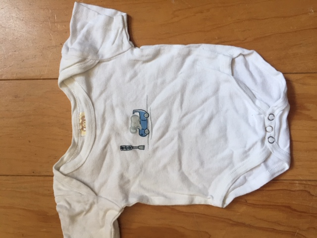 Baby Kurzarmbody 50/56 tauschen