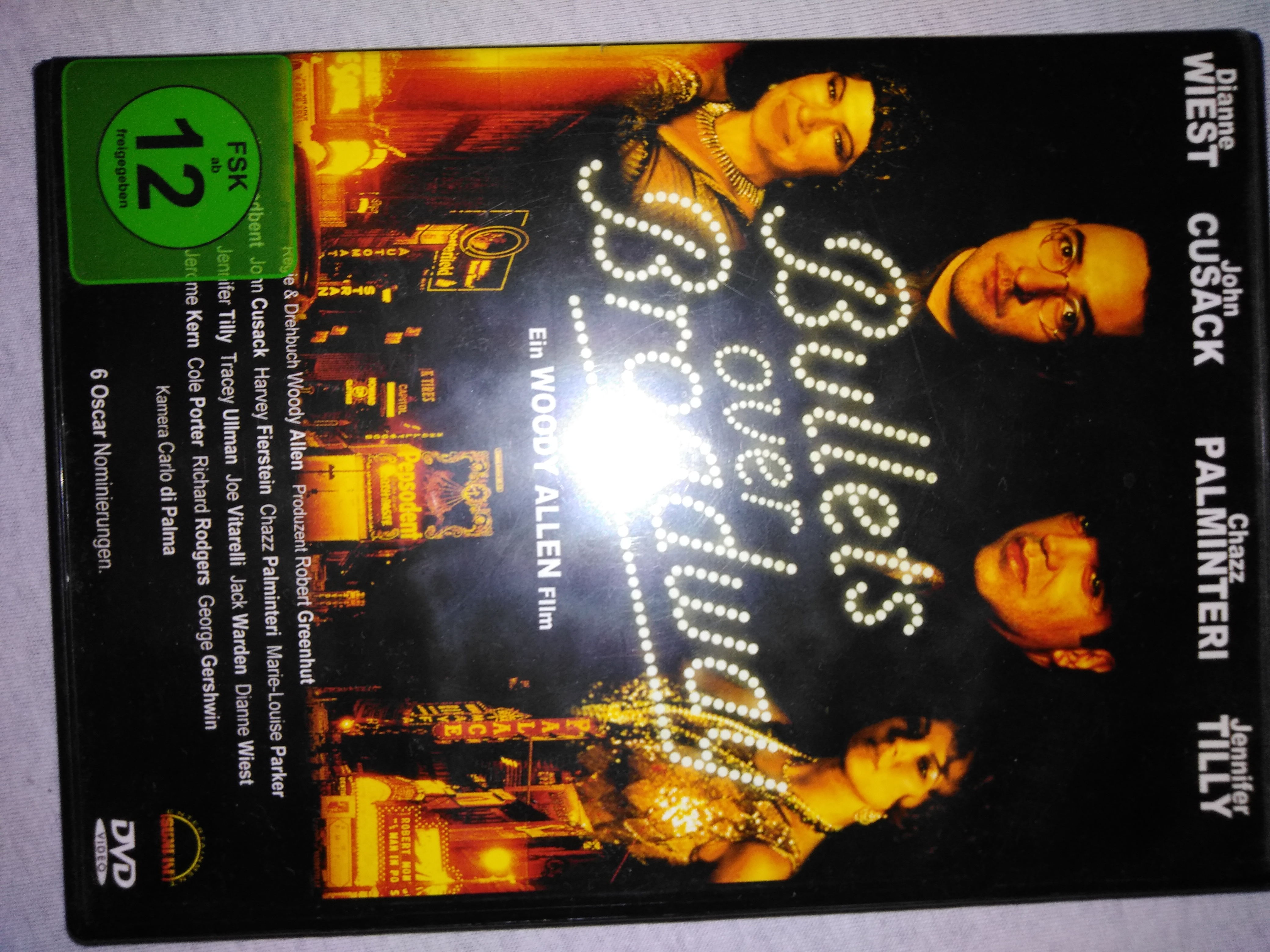 DVD Bullets over Broadway tauschen