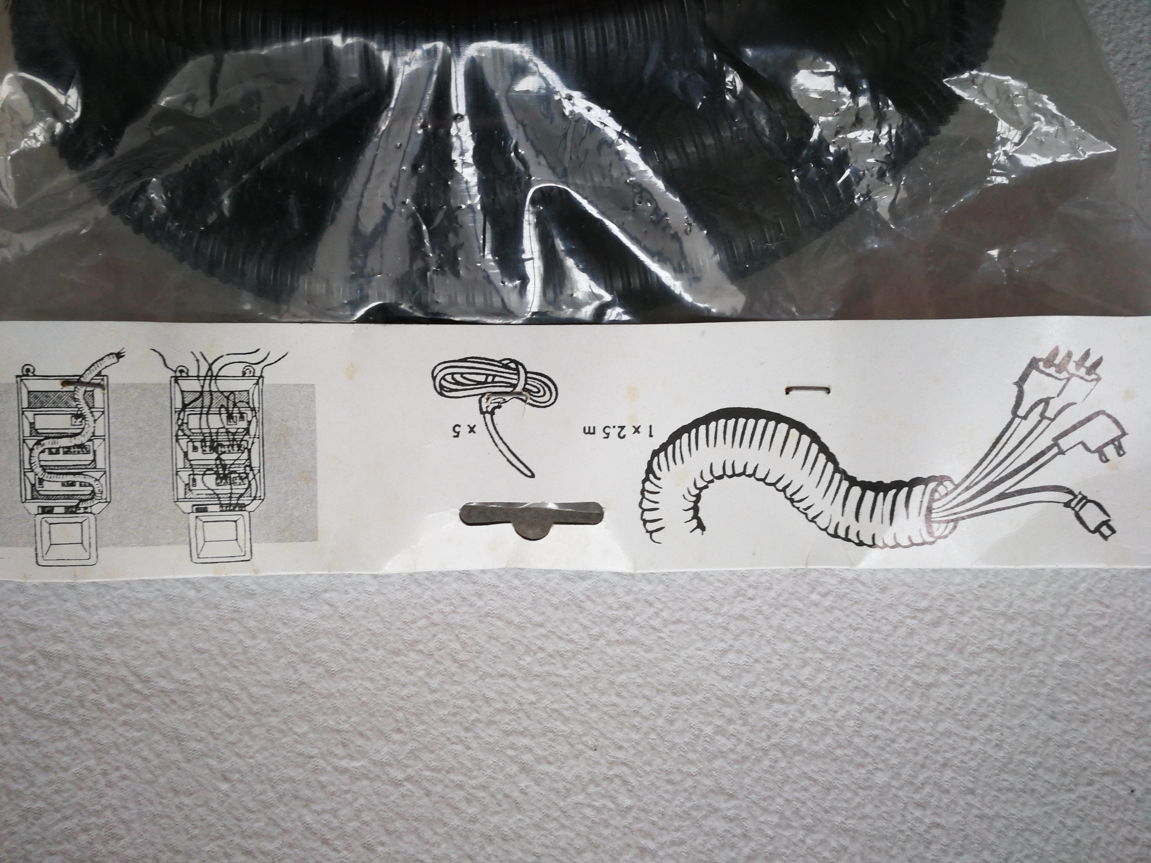 Kabelverbinder Schlauch Ikea kostenlos