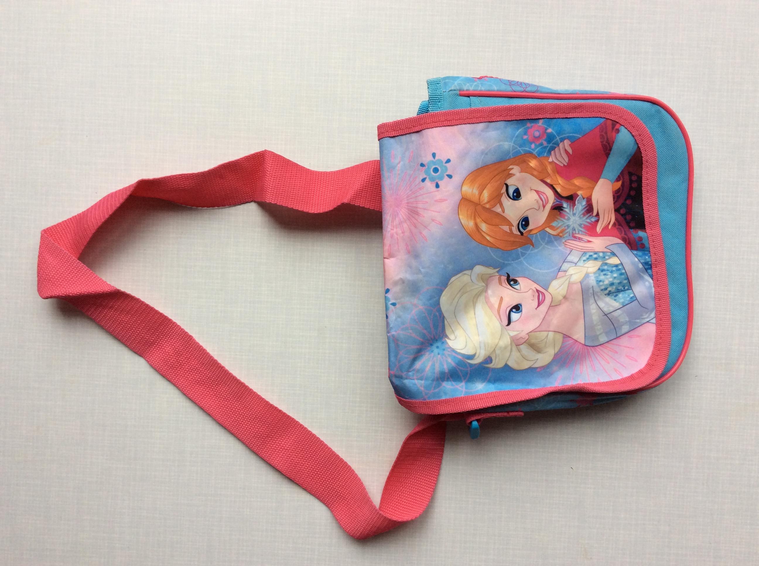 Tasche, Anna & Elsa tauschen
