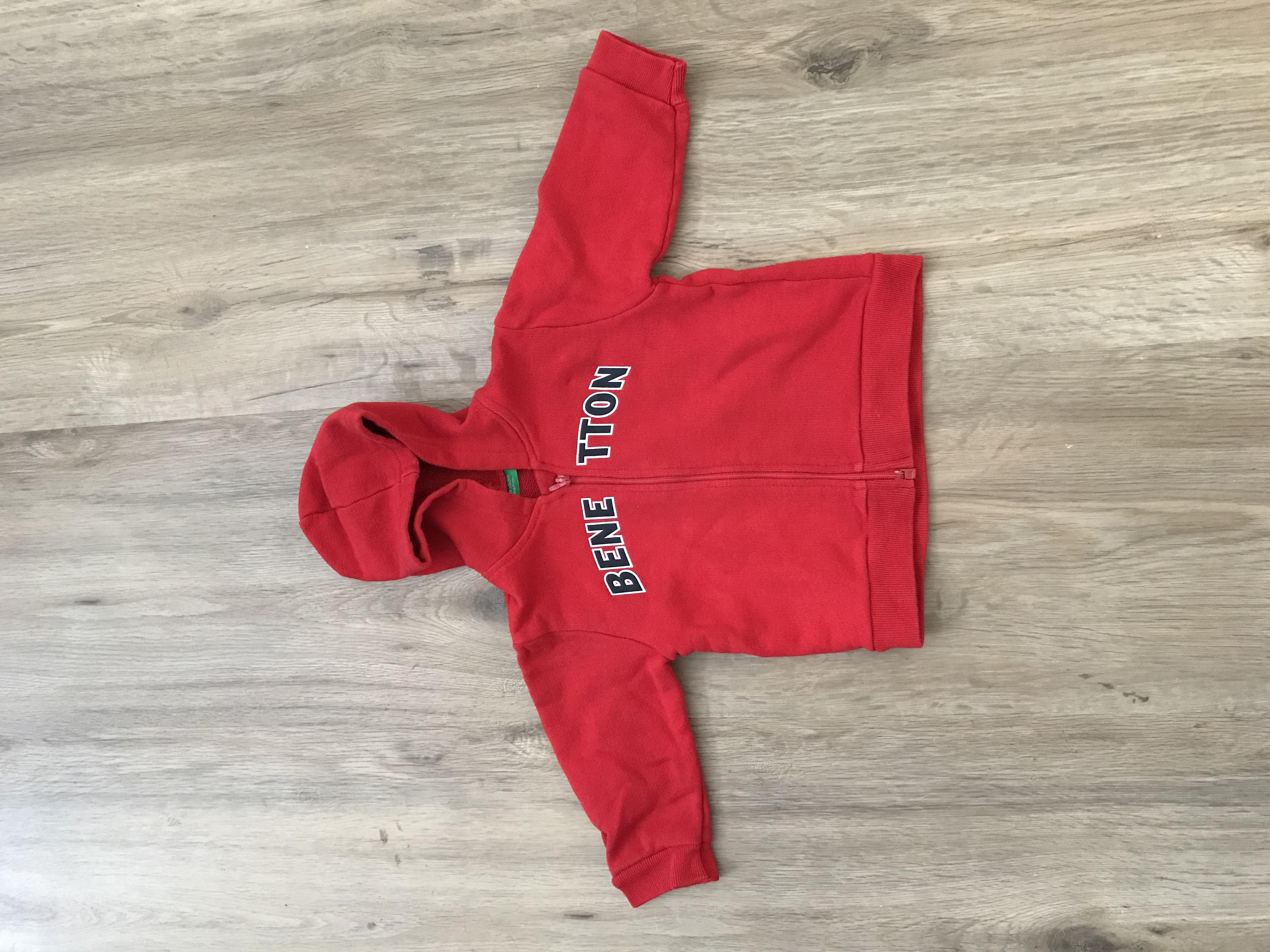 Neuwertig Baby Sweatshirt Gr.68 tauschen