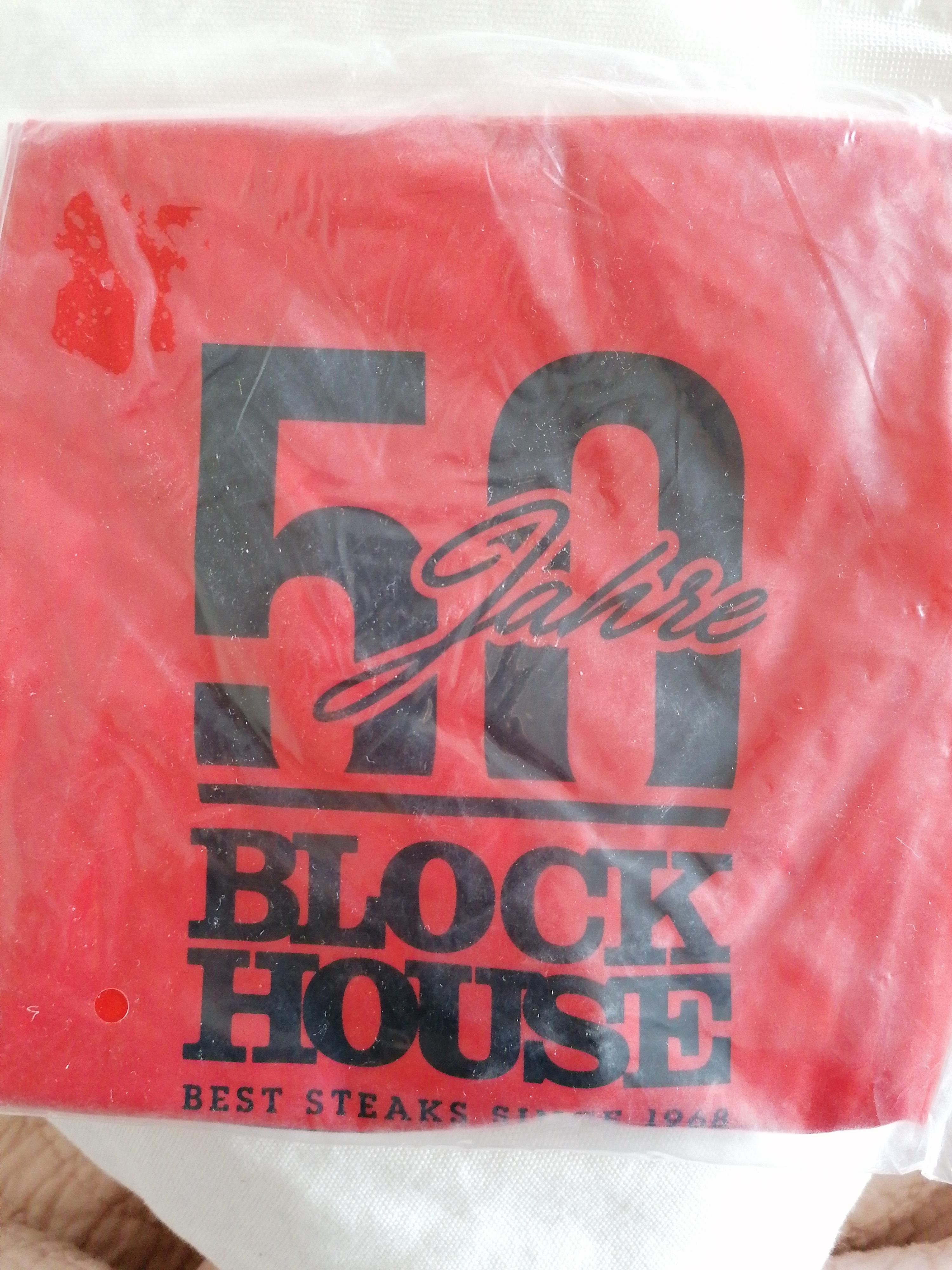 Block House 50 Jahre Ball NEU tauschen