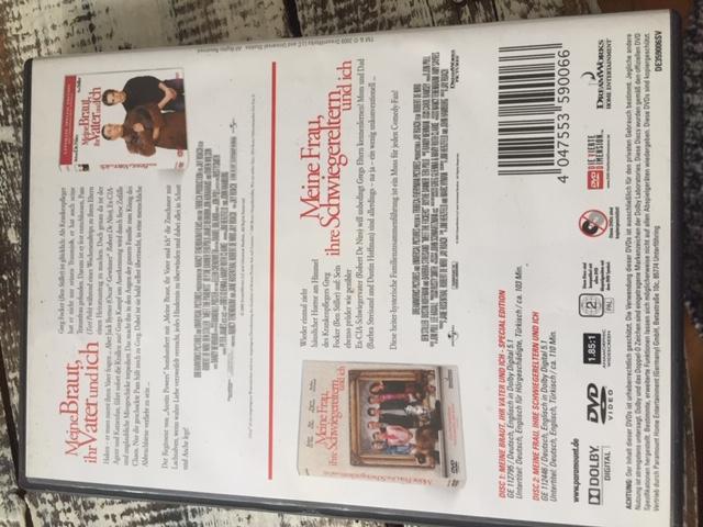 """Doppel DVD """"Meine Braut, ihr..."""" kostenlos"""