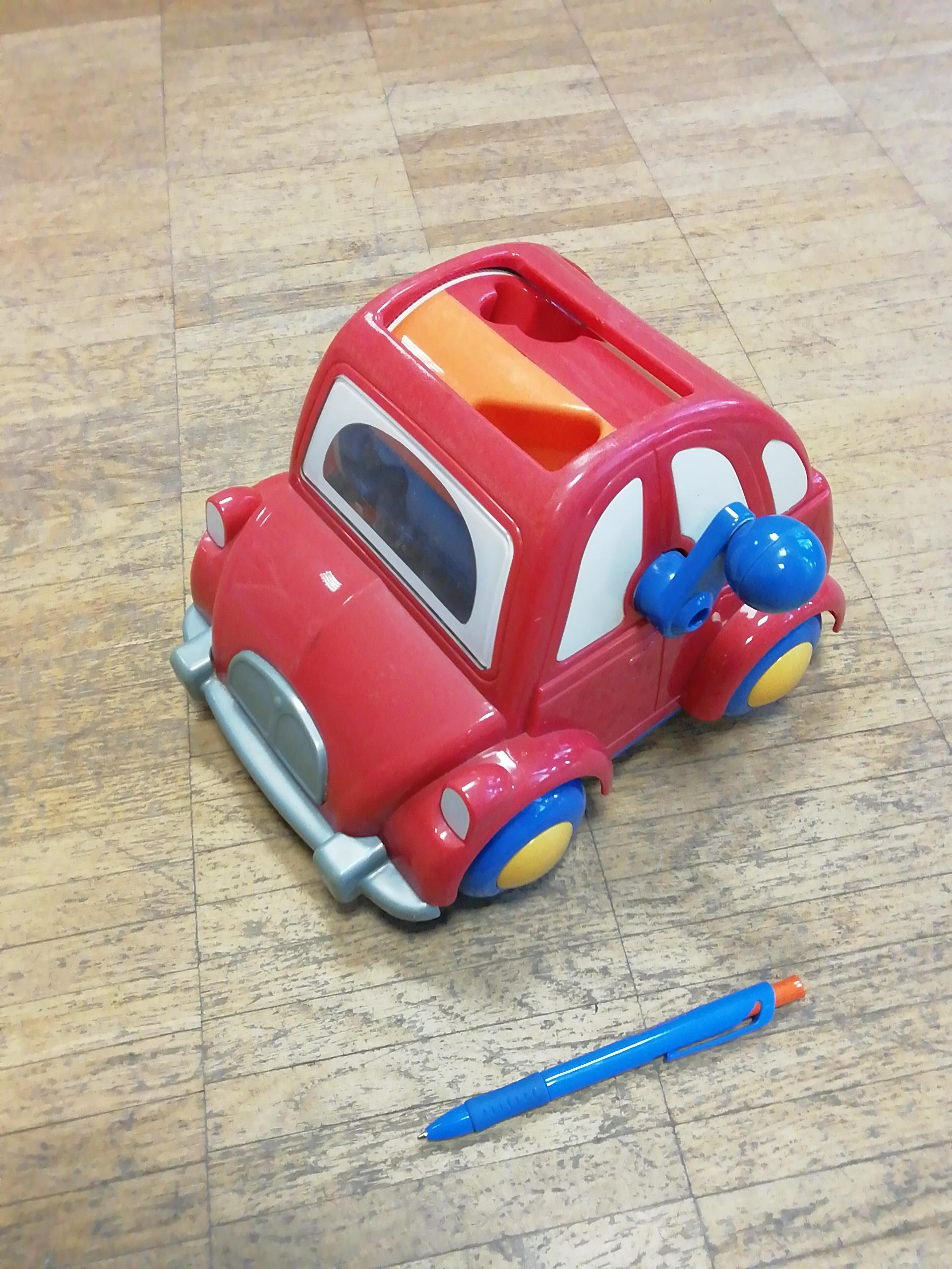 großes Spielzeugauto CHICCO tauschen