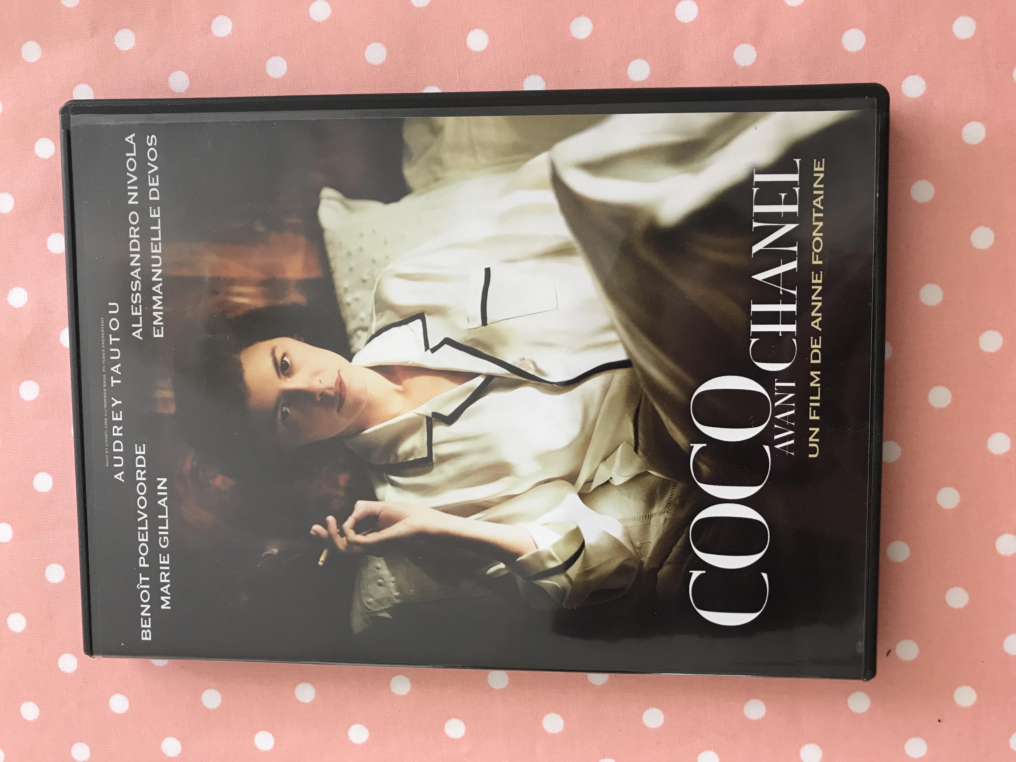 DVD Coco Chanel französisch tauschen
