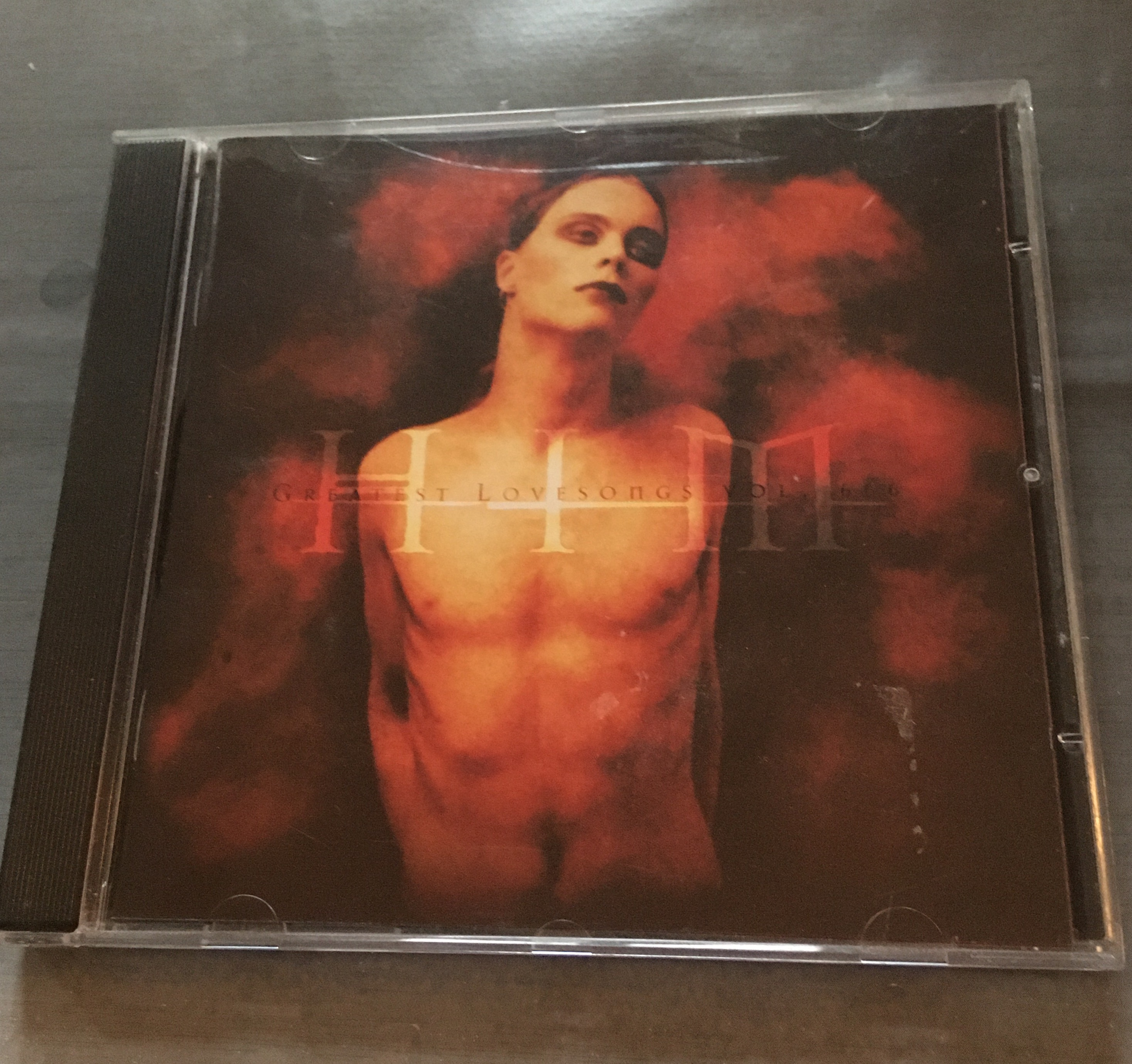 CD HIM - Greatest Love Songs kostenlos