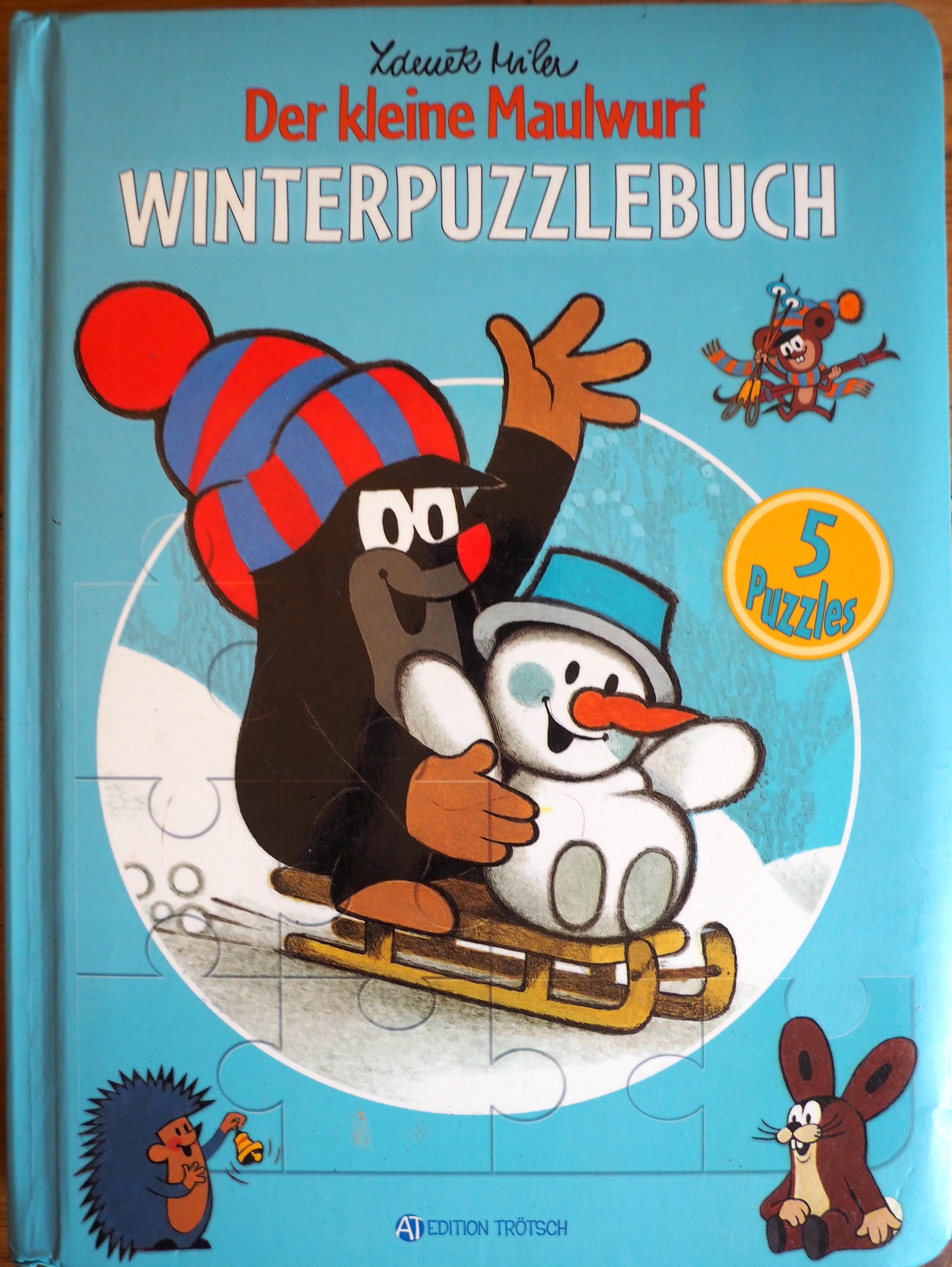 Puzzlebuch tauschen