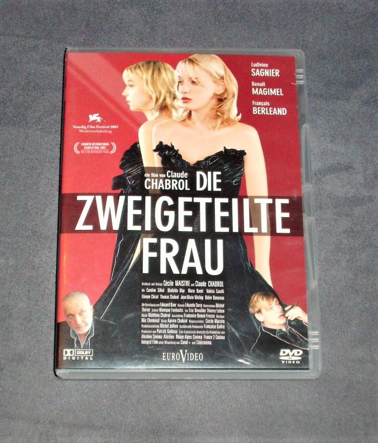 DVD Die zweigeteilte Frau tauschen