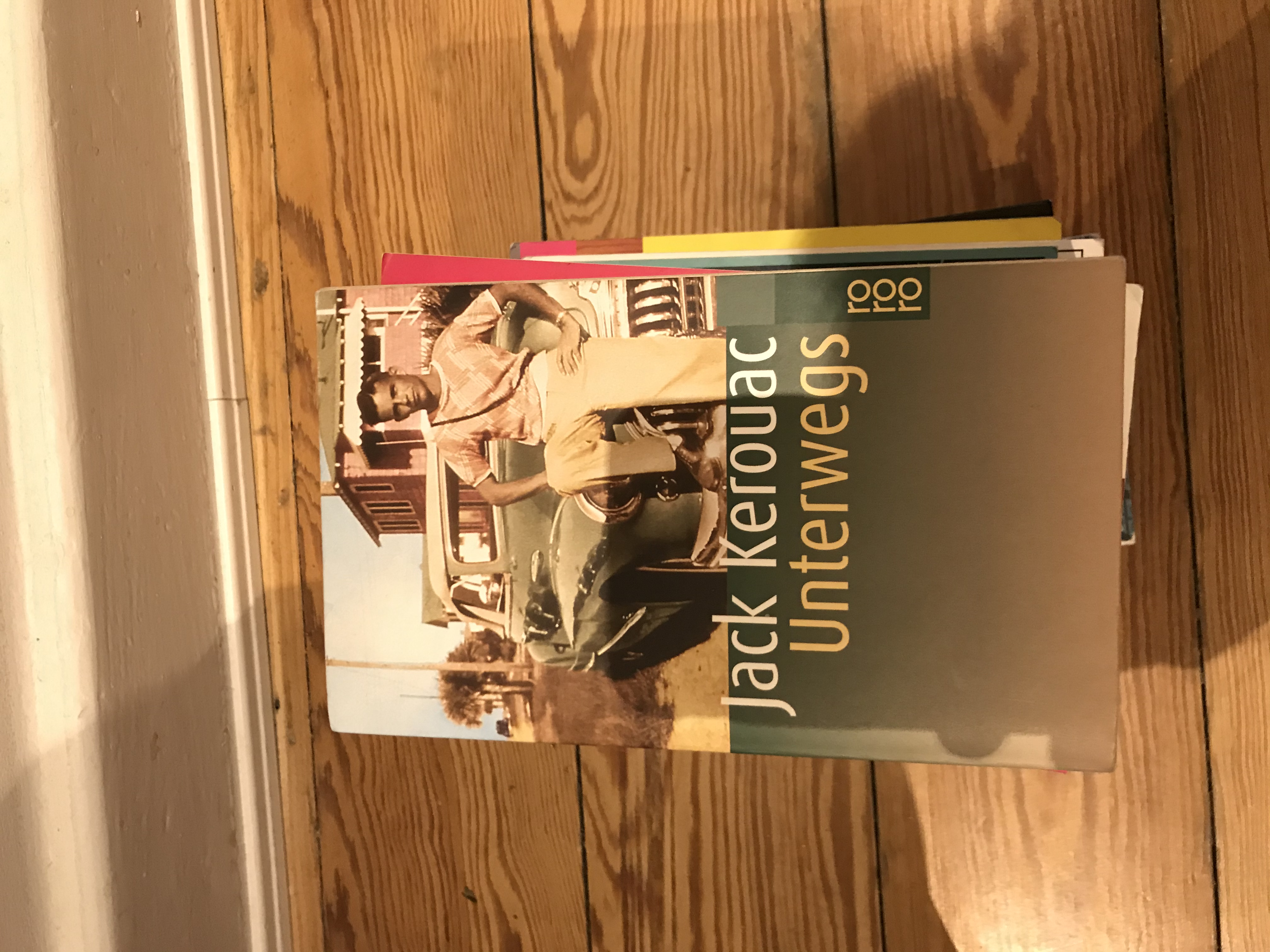 Jack Kerouac - unterwegs  tauschen
