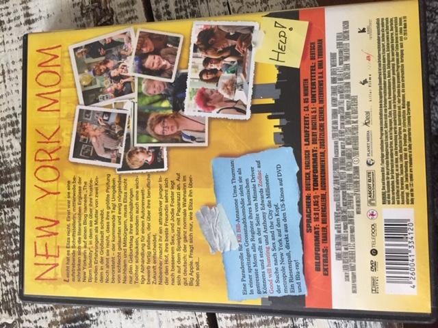 "DVD ""New York Mum"" kostenlos"