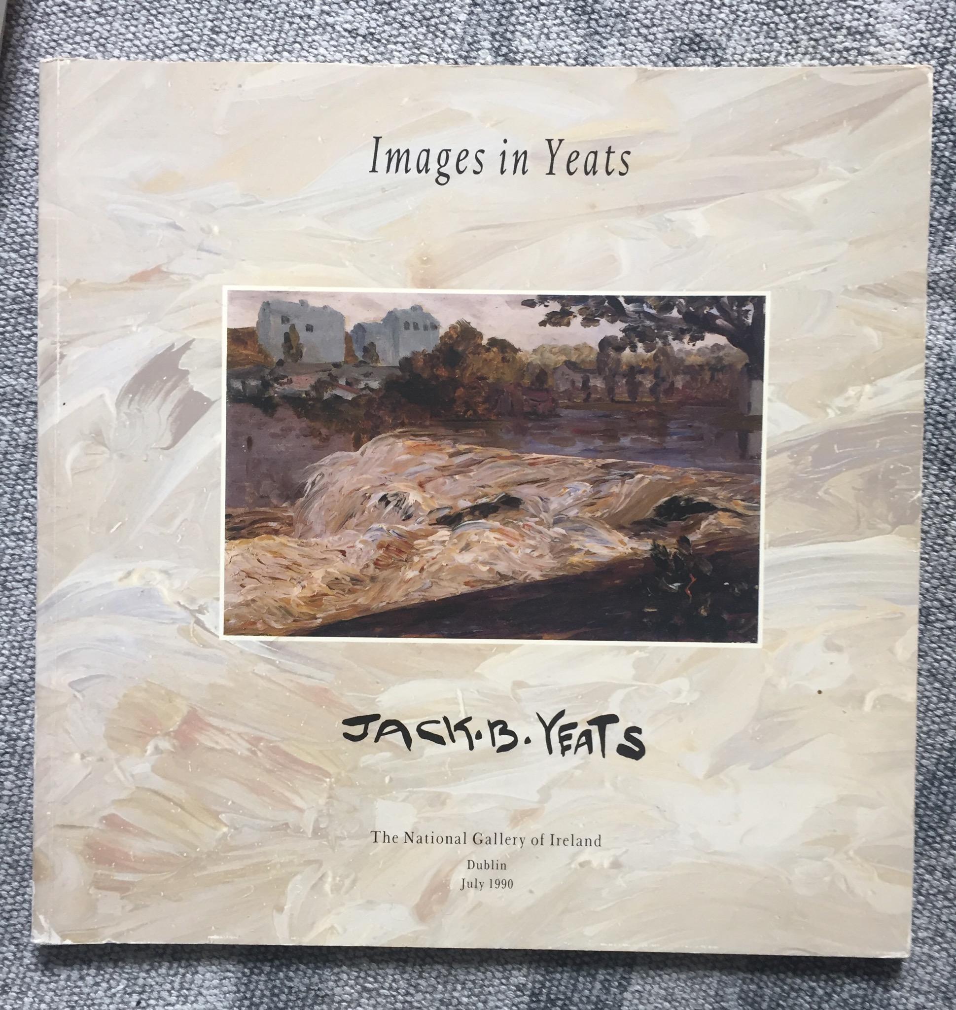 Yeats Kunstbuch tauschen
