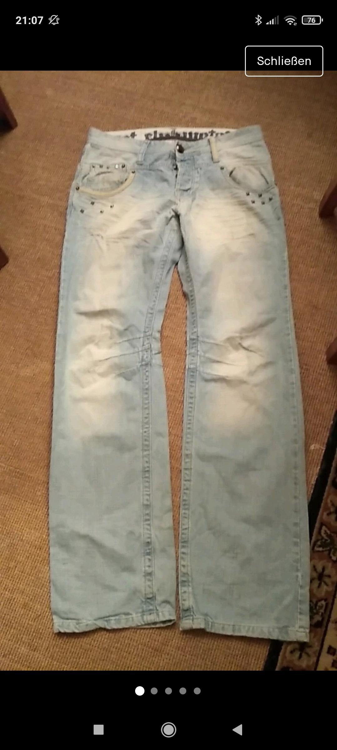 VSCT Jeans W31  tauschen