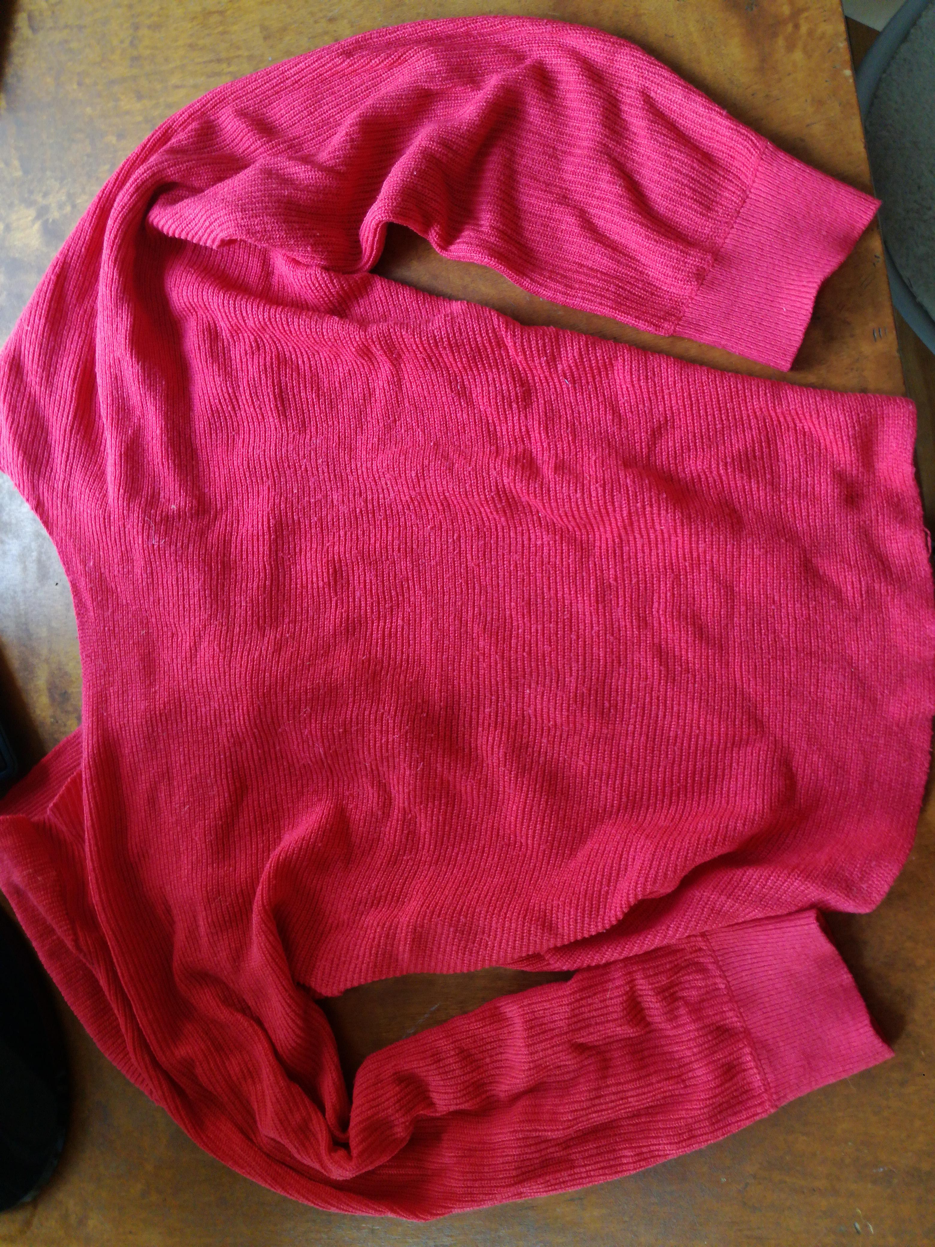 Pullover tauschen