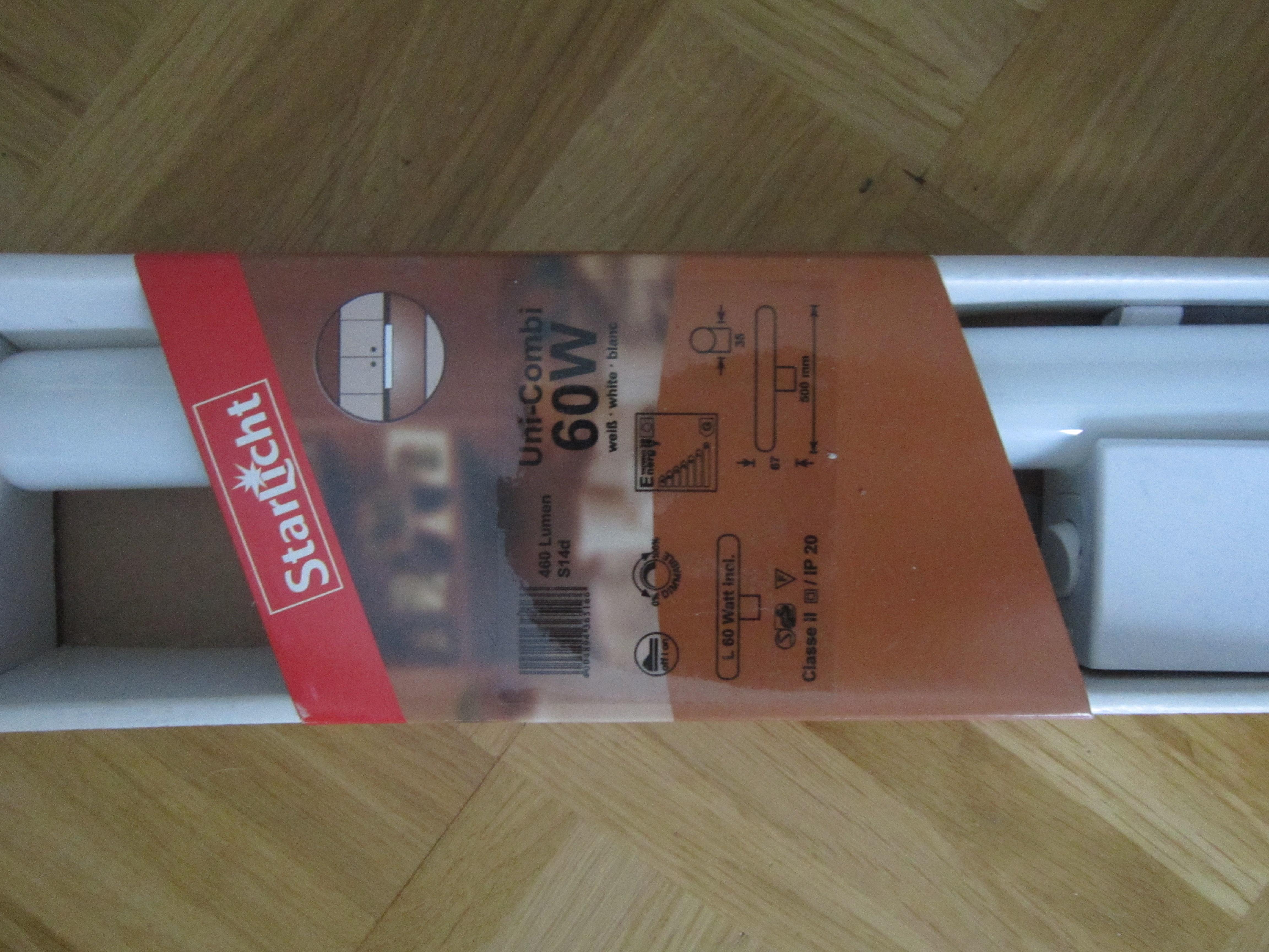 Unterbau Lampe Schrank,50 cm kostenlos