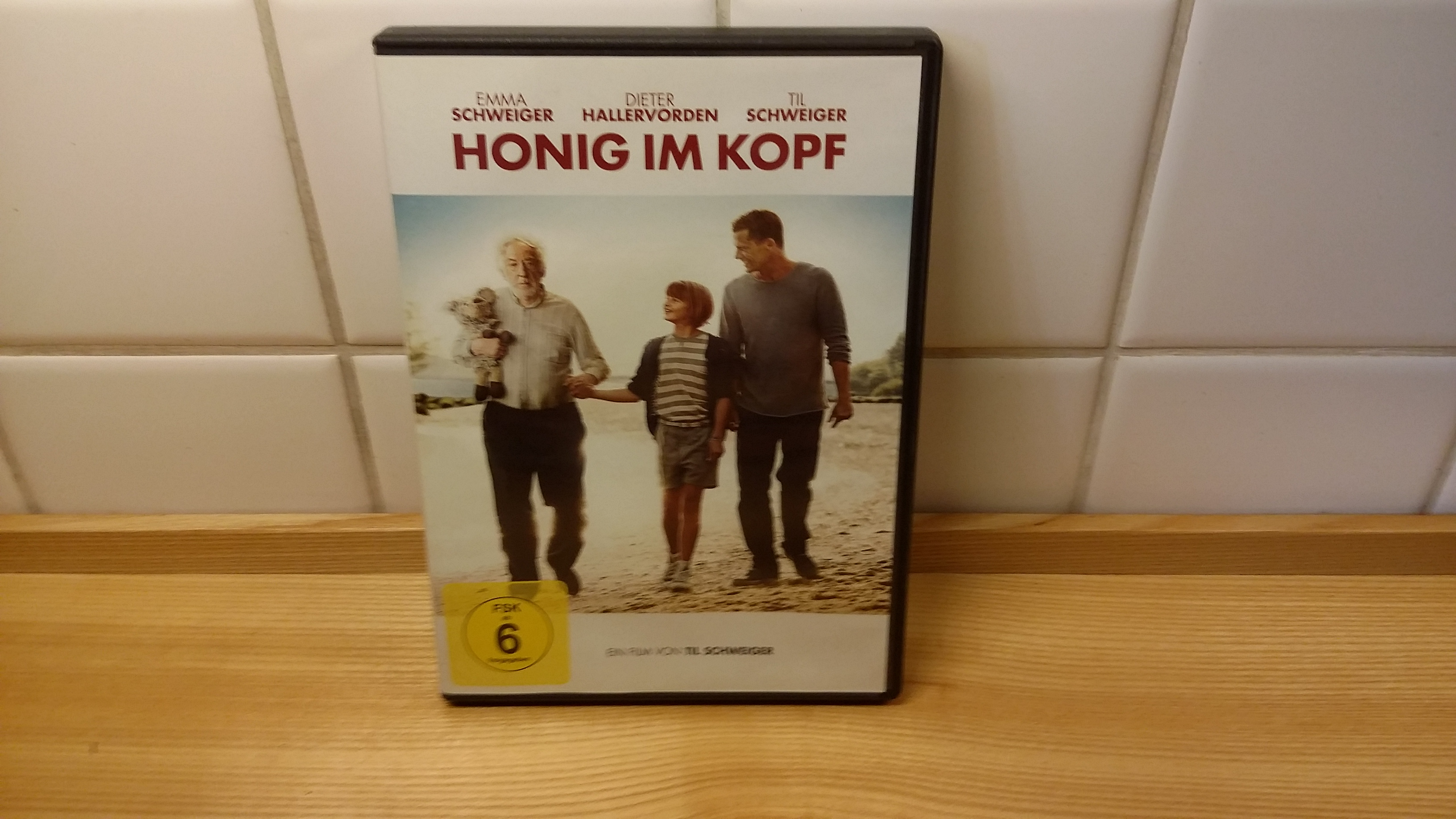 DVD Honig im Kopf  tauschen