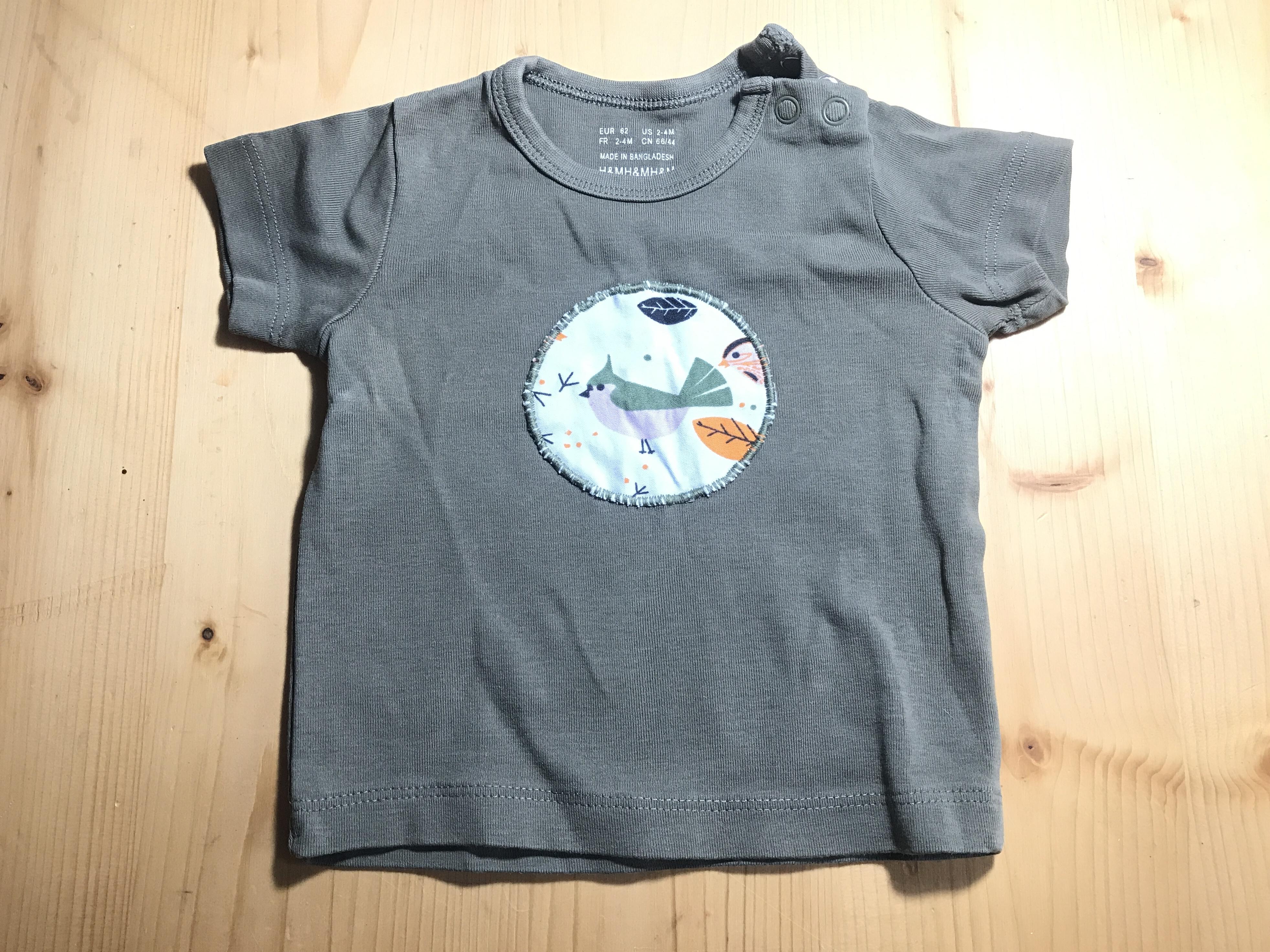 T-Shirt H&M 62 tauschen