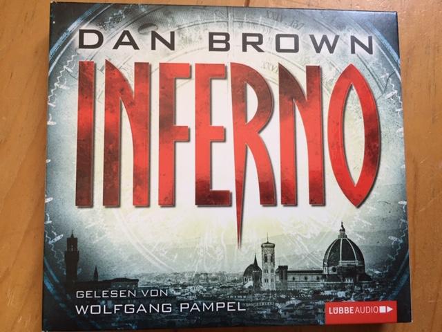"""Hörbuch """"Inferno"""" tauschen"""
